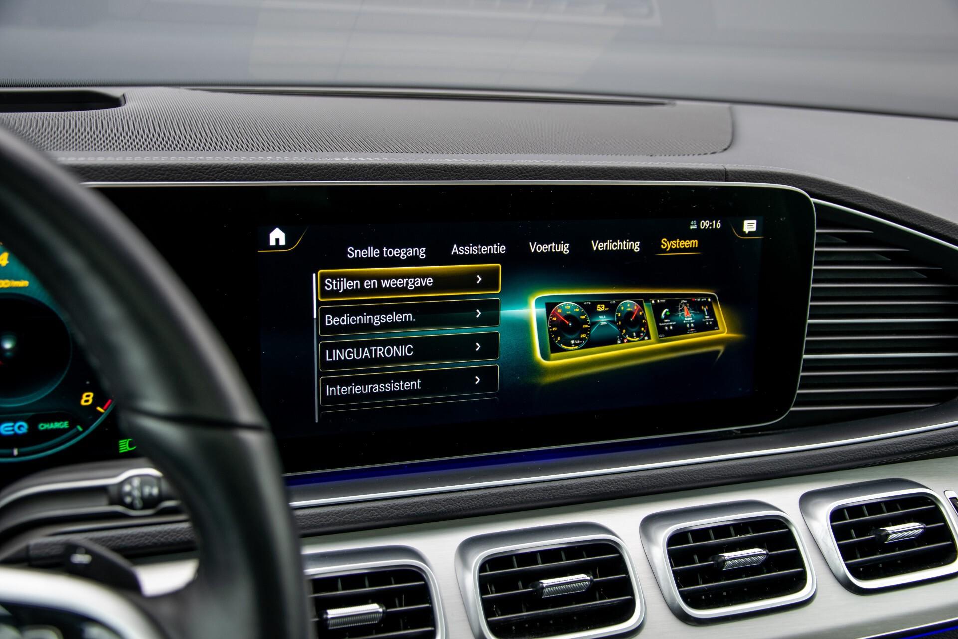 Mercedes-Benz GLE 450 4-M 7-Persoons AMG Massage/Rij-assist/Keyless/TV/360/Night/Trekhaak Aut9 Foto 52