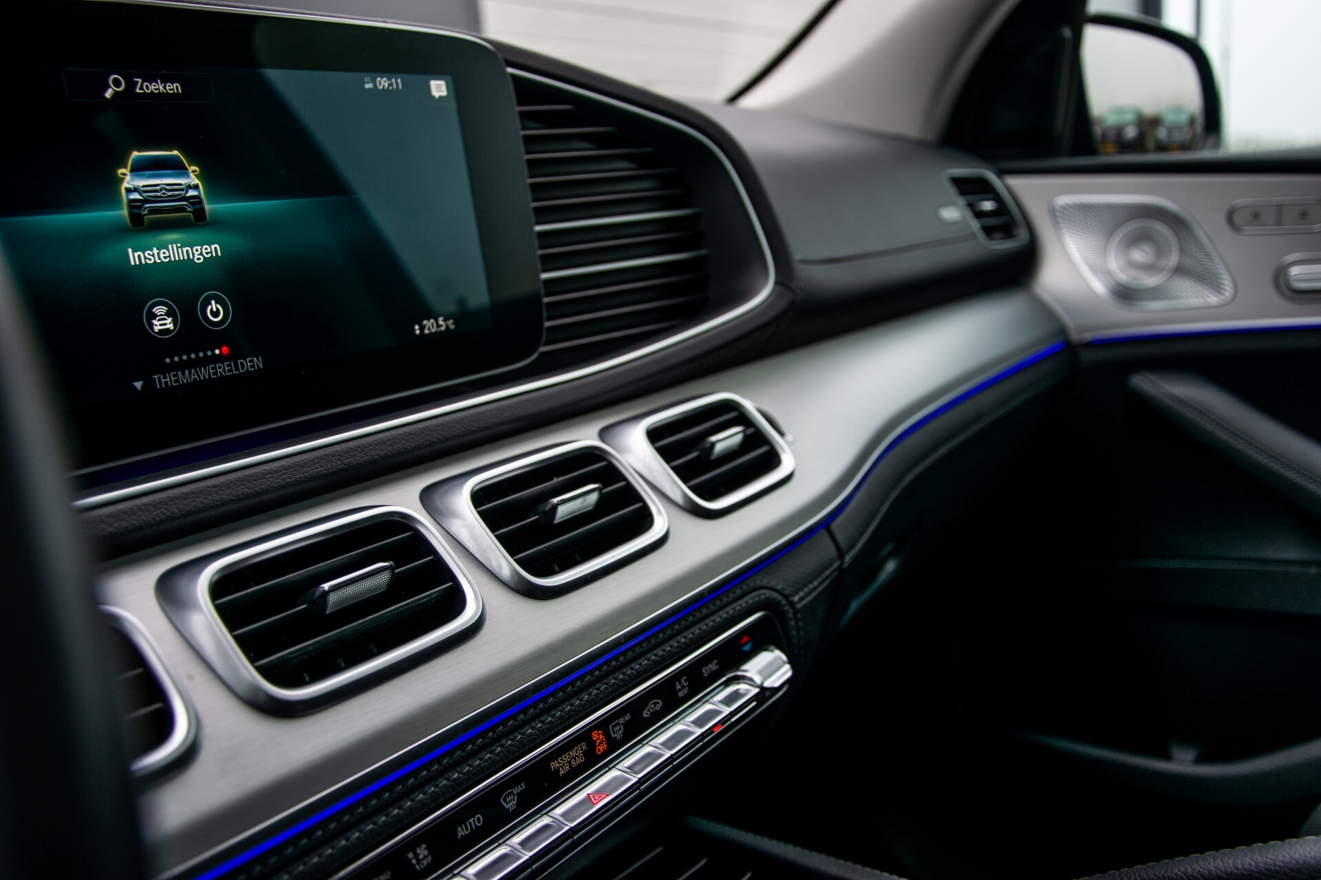 Mercedes-Benz GLE 450 4-M 7-Persoons AMG Massage/Rij-assist/Keyless/TV/360/Night/Trekhaak Aut9 Foto 62