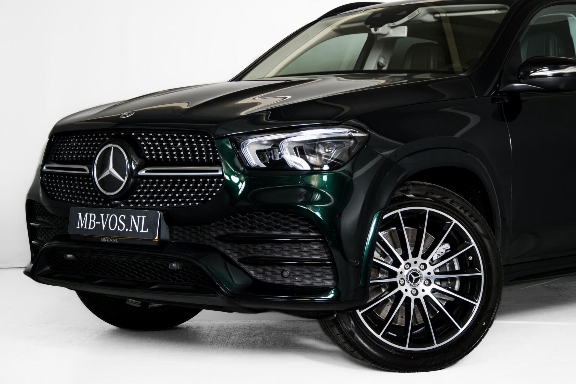 Mercedes-Benz GLE 450 4-M 7-Persoons AMG Massage/Rij-assist/Keyless/TV/360/Night/Trekhaak Aut9 Foto 71