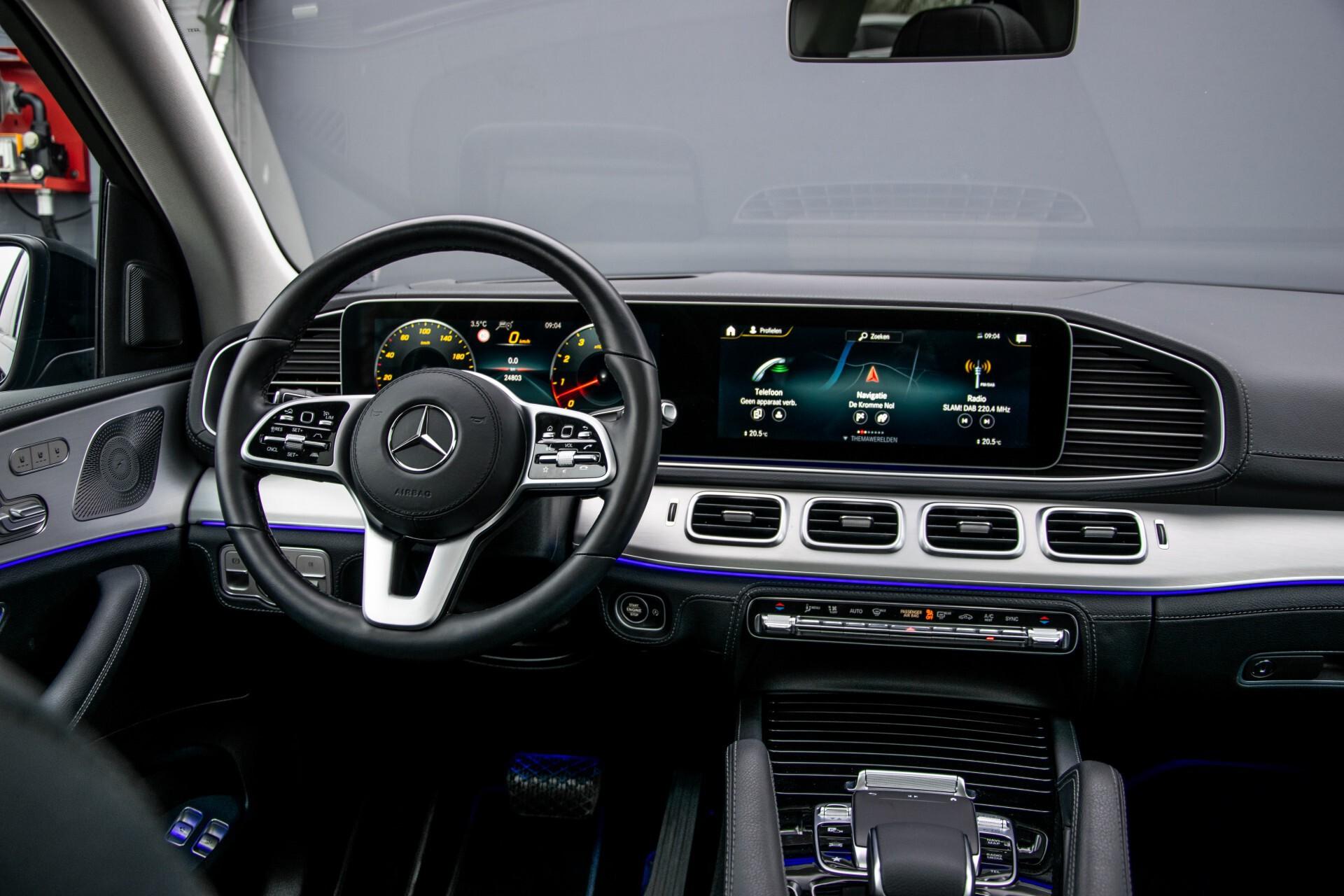 Mercedes-Benz GLE 450 4-M 7-Persoons AMG Massage/Rij-assist/Keyless/TV/360/Night/Trekhaak Aut9 Foto 9
