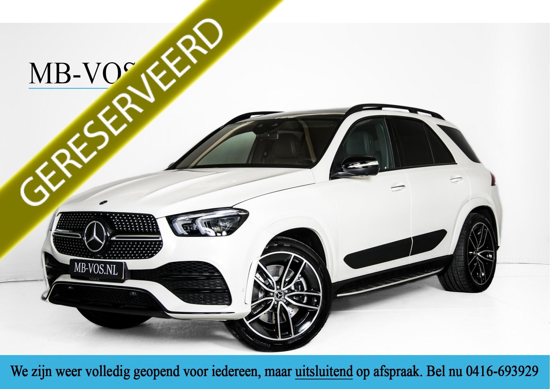 Mercedes-Benz GLE 450 4-M AMG Night/Carbon/Designo/Standkachel/Rij-assist/Keyless/Burmester Aut9 Foto 1