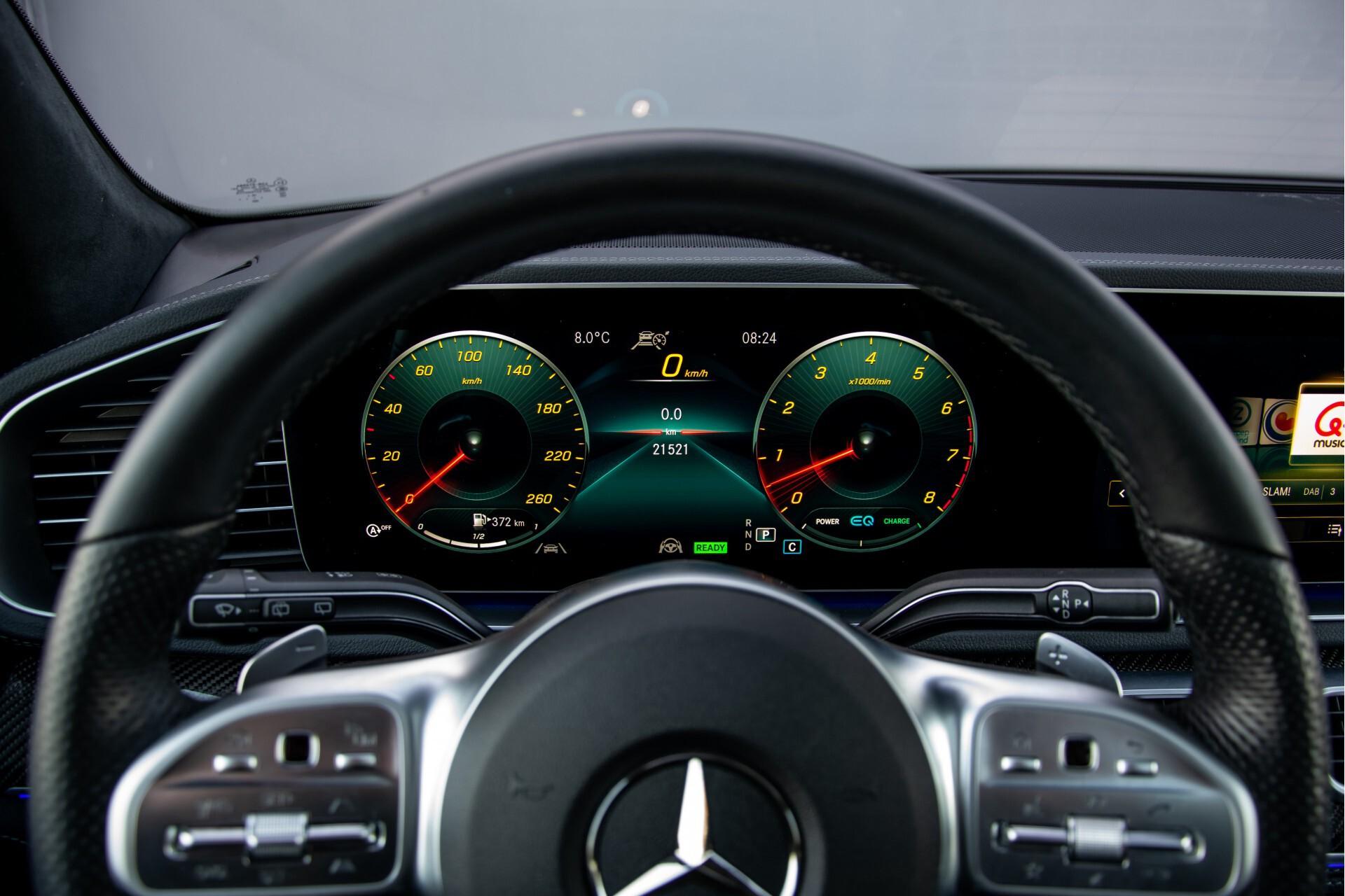 Mercedes-Benz GLE 450 4-M AMG Night/Carbon/Designo/Standkachel/Rij-assist/Keyless/Burmester Aut9 Foto 15