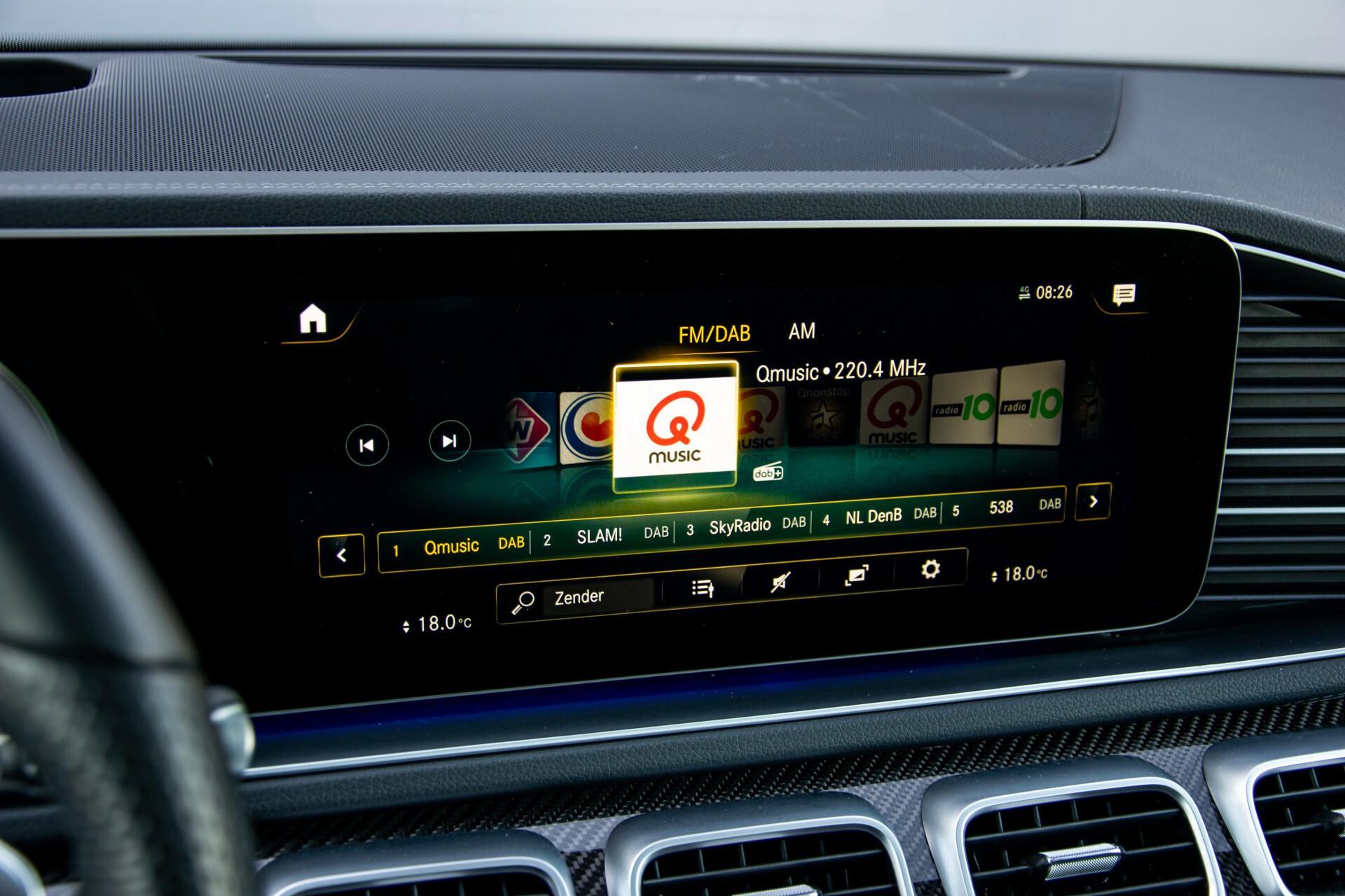 Mercedes-Benz GLE 450 4-M AMG Night/Carbon/Designo/Standkachel/Rij-assist/Keyless/Burmester Aut9 Foto 19