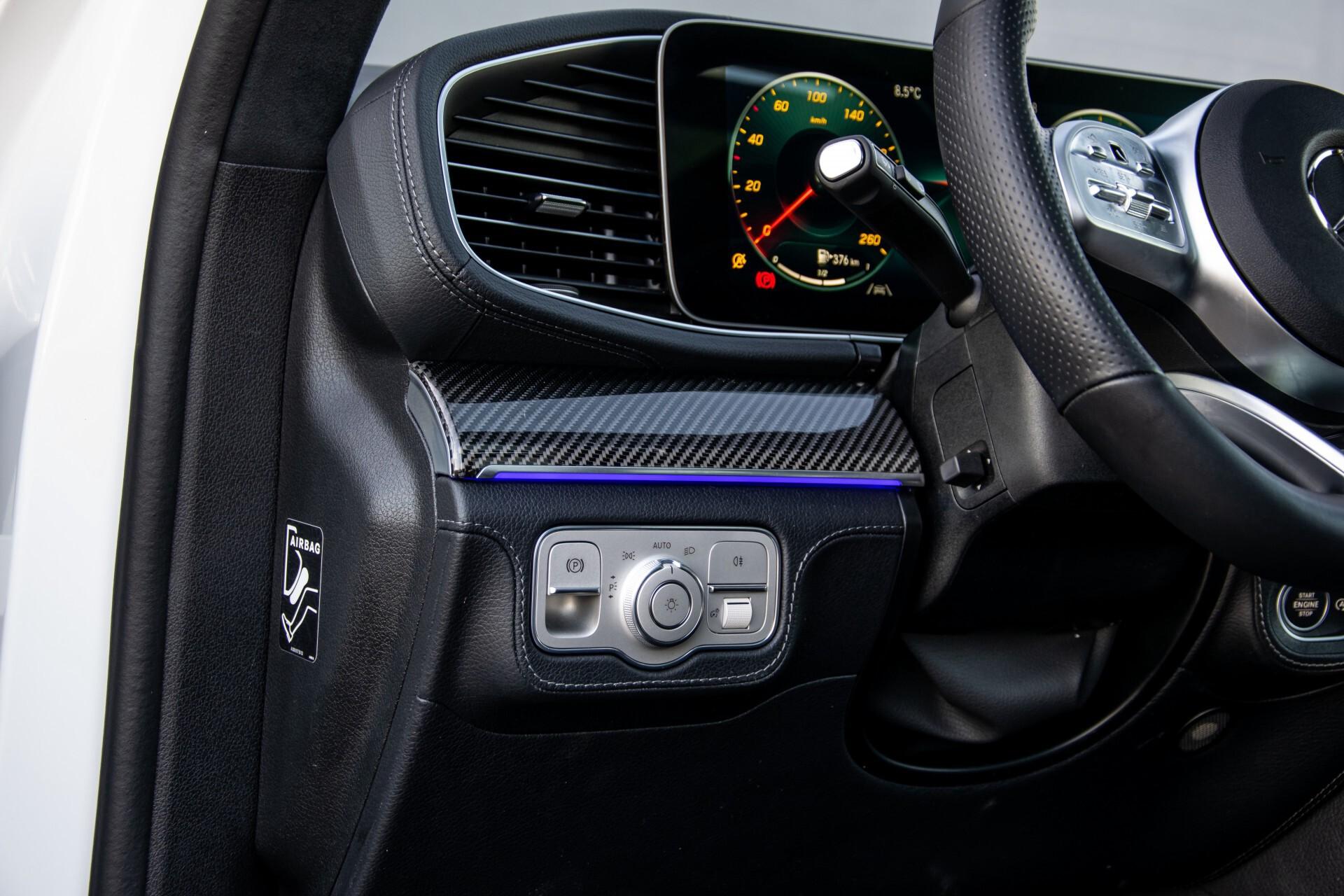 Mercedes-Benz GLE 450 4-M AMG Night/Carbon/Designo/Standkachel/Rij-assist/Keyless/Burmester Aut9 Foto 20