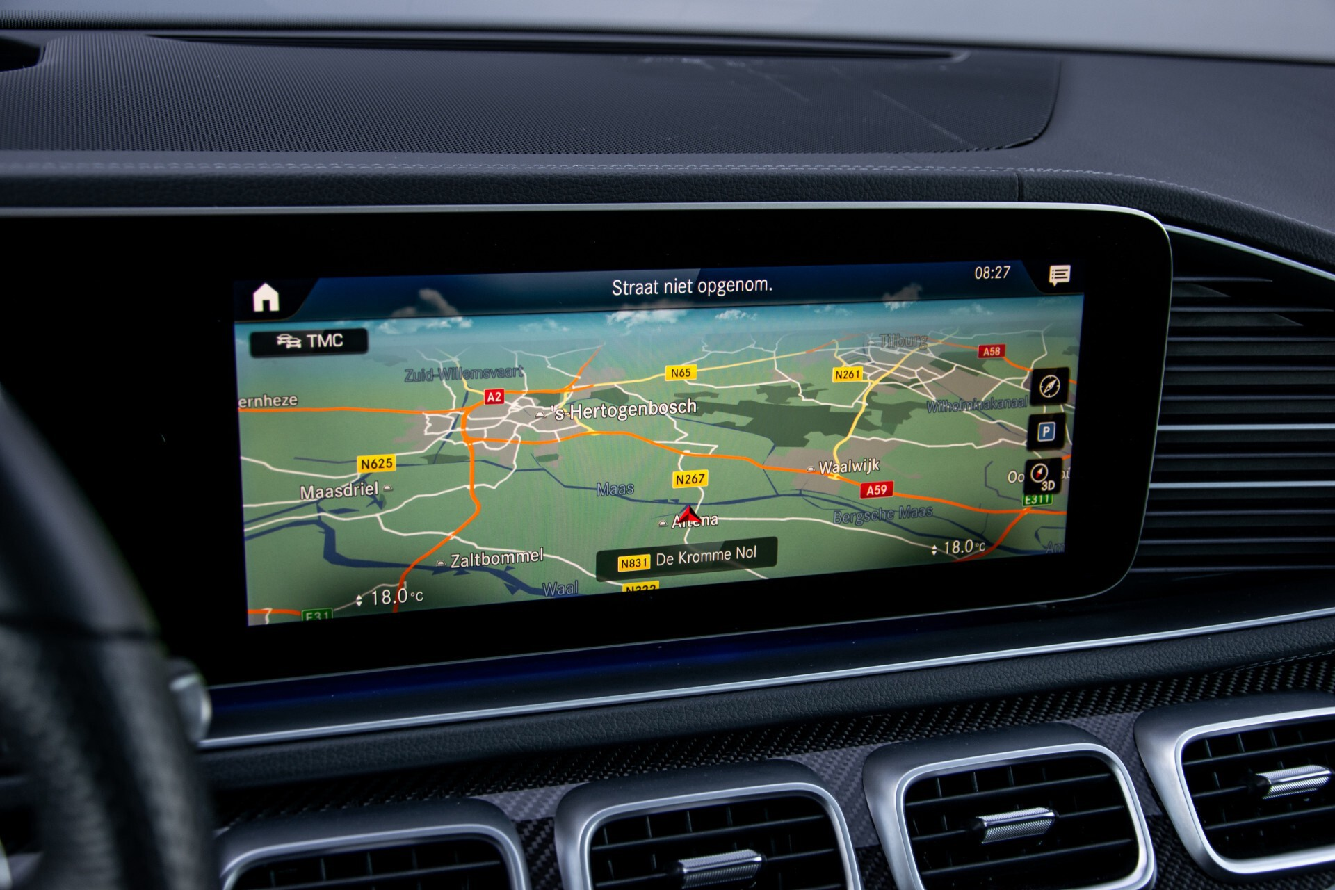 Mercedes-Benz GLE 450 4-M AMG Night/Carbon/Designo/Standkachel/Rij-assist/Keyless/Burmester Aut9 Foto 21