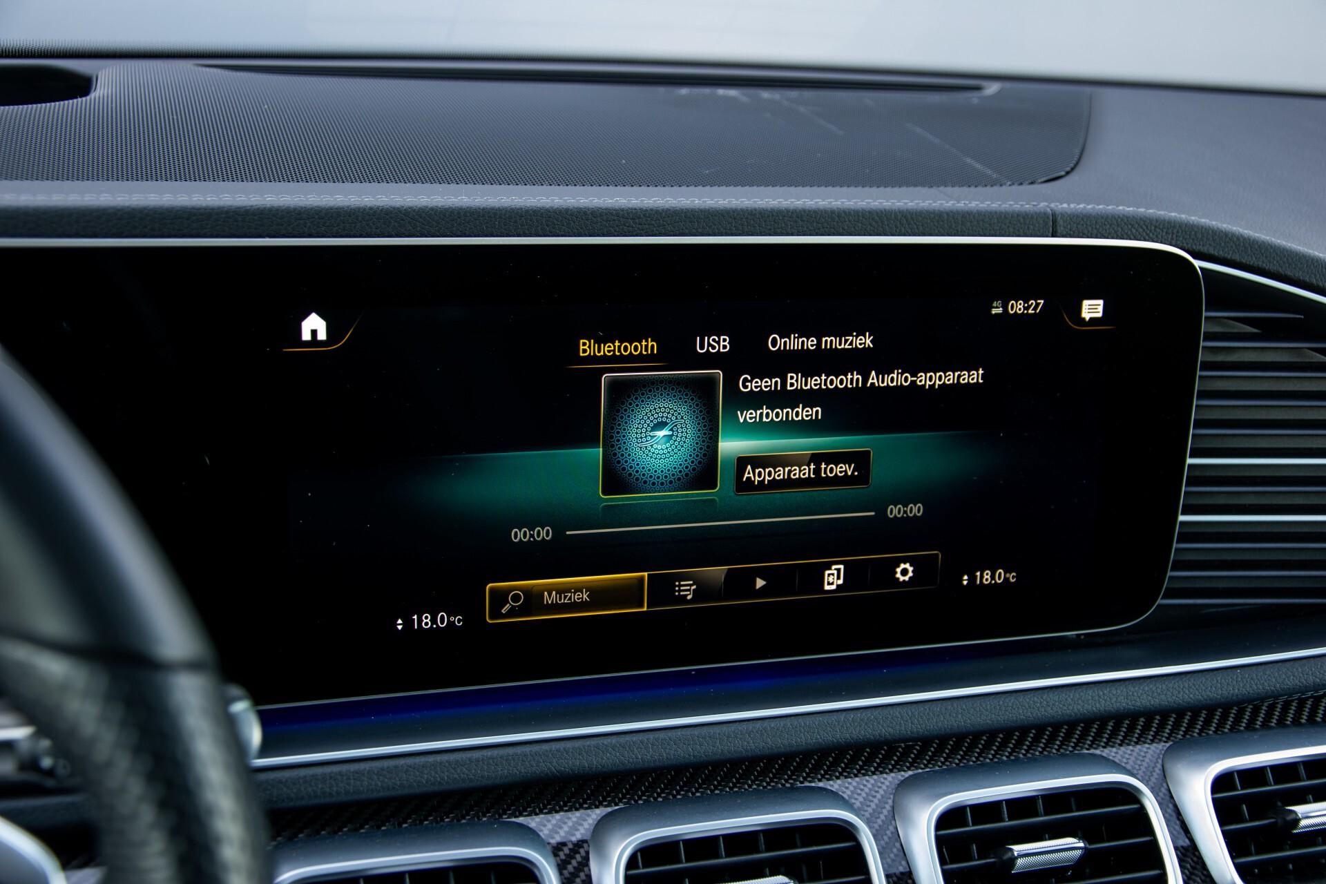 Mercedes-Benz GLE 450 4-M AMG Night/Carbon/Designo/Standkachel/Rij-assist/Keyless/Burmester Aut9 Foto 23