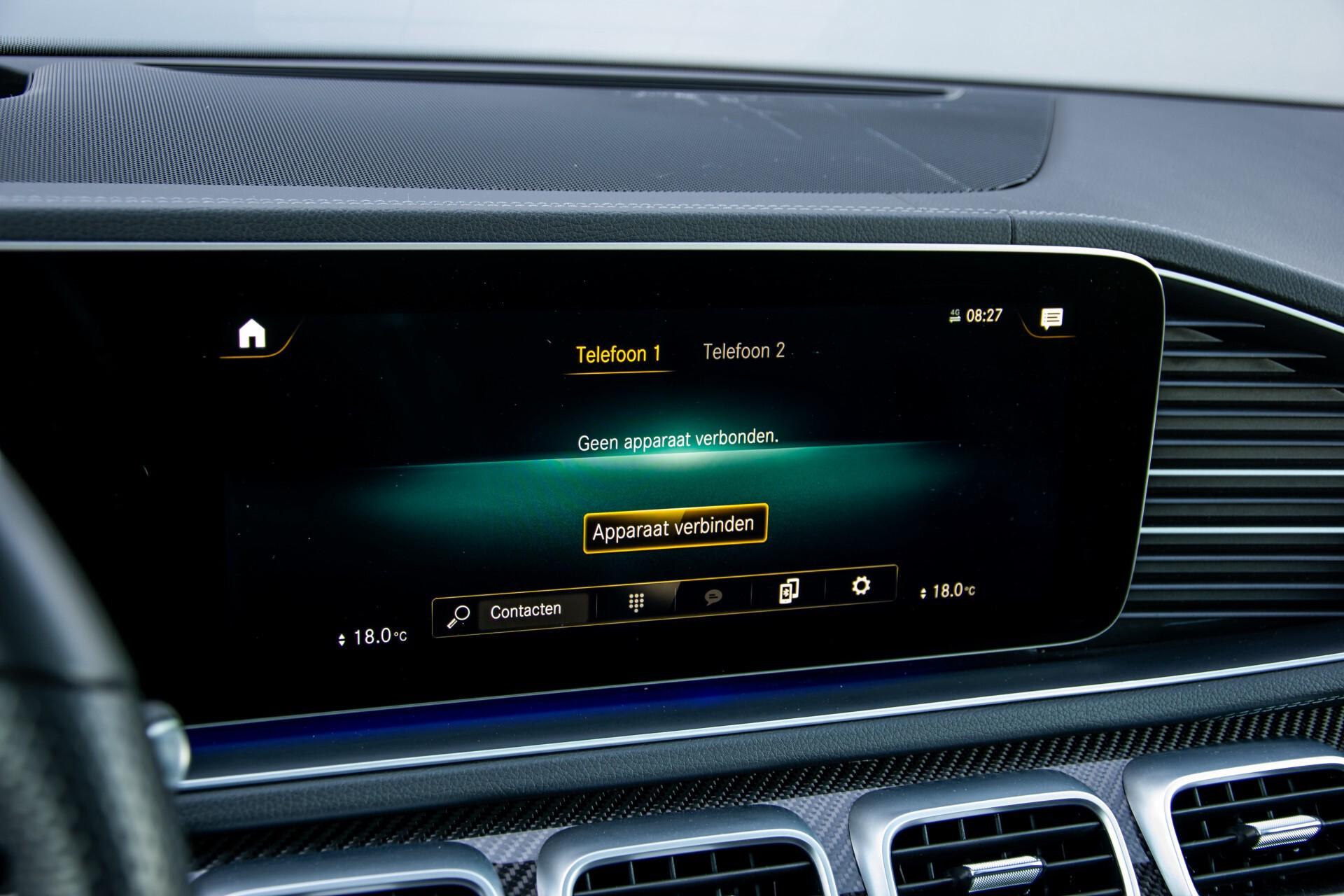 Mercedes-Benz GLE 450 4-M AMG Night/Carbon/Designo/Standkachel/Rij-assist/Keyless/Burmester Aut9 Foto 25