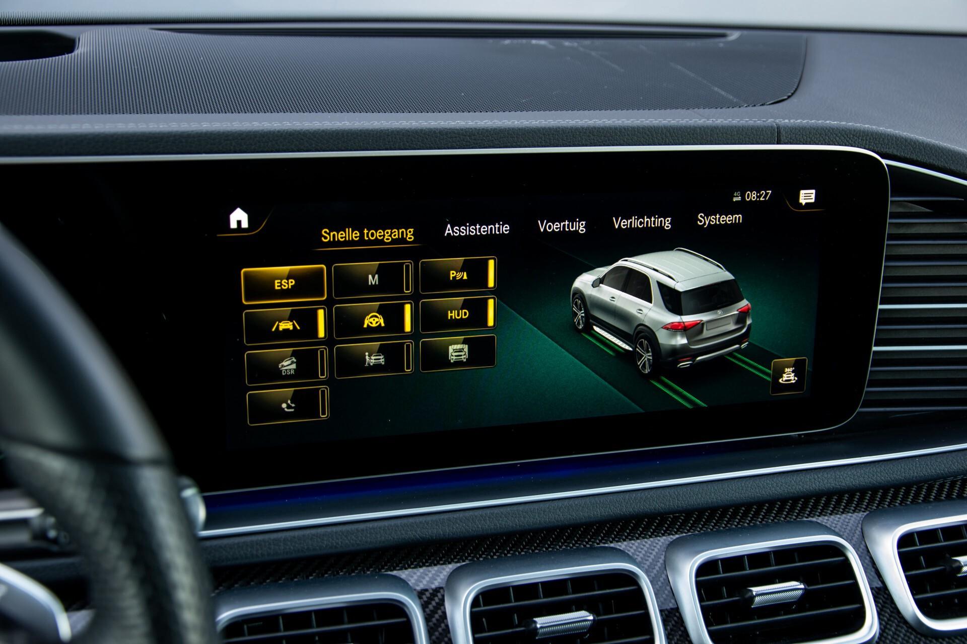 Mercedes-Benz GLE 450 4-M AMG Night/Carbon/Designo/Standkachel/Rij-assist/Keyless/Burmester Aut9 Foto 27