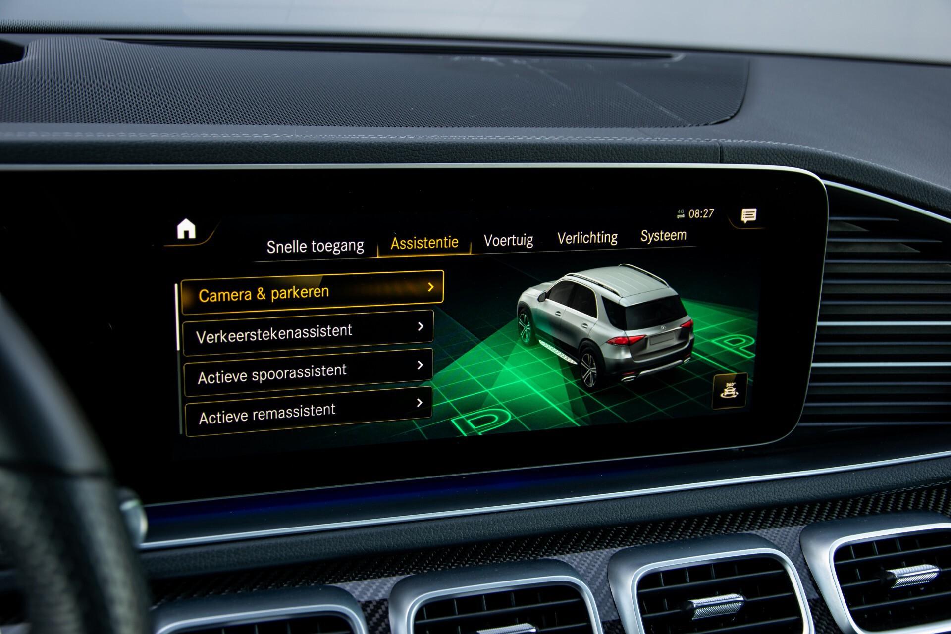 Mercedes-Benz GLE 450 4-M AMG Night/Carbon/Designo/Standkachel/Rij-assist/Keyless/Burmester Aut9 Foto 29