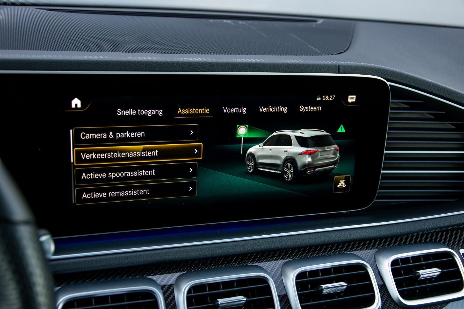 Mercedes-Benz GLE 450 4-M AMG Night/Carbon/Designo/Standkachel/Rij-assist/Keyless/Burmester Aut9 Foto 31
