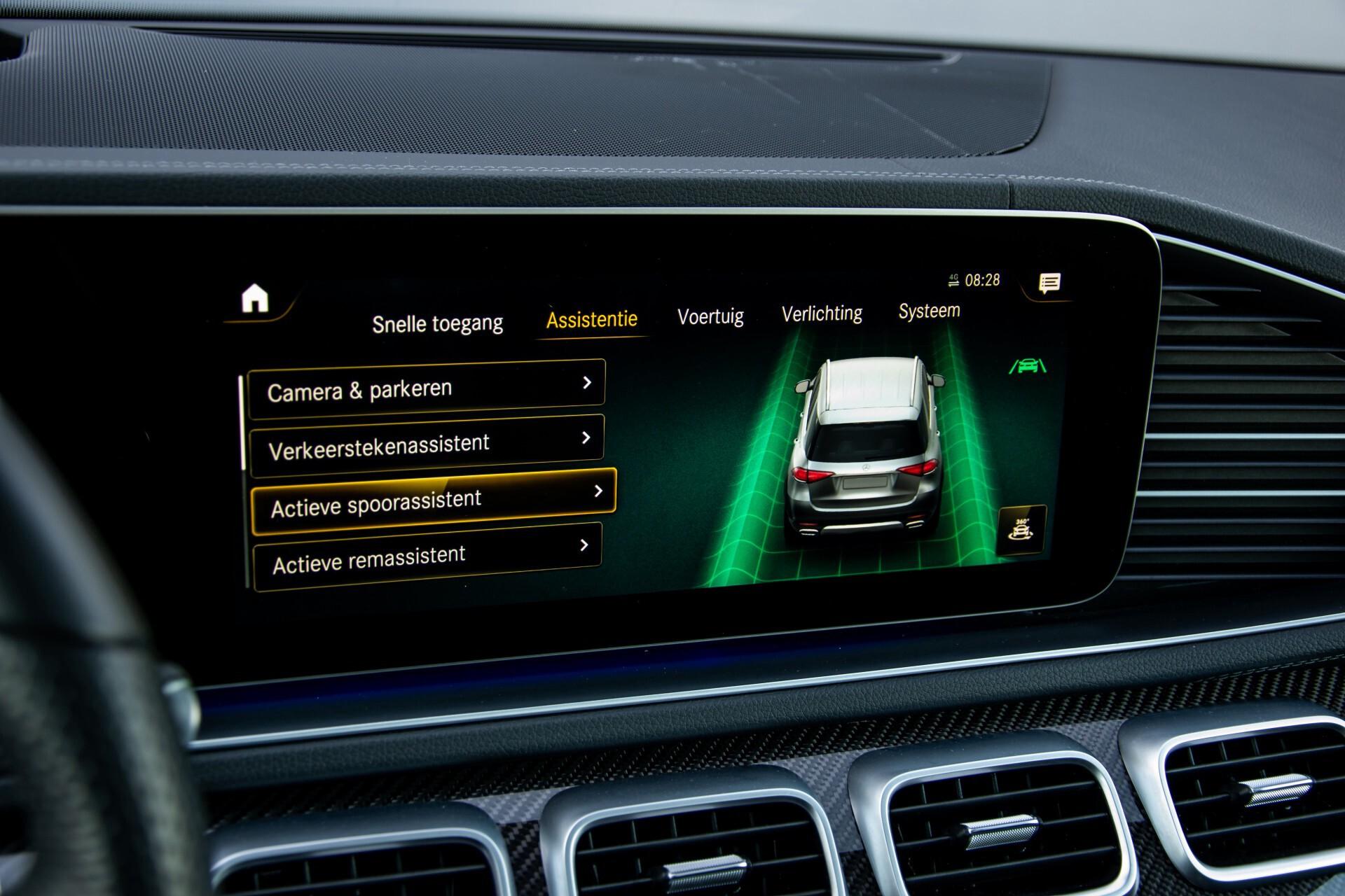 Mercedes-Benz GLE 450 4-M AMG Night/Carbon/Designo/Standkachel/Rij-assist/Keyless/Burmester Aut9 Foto 33