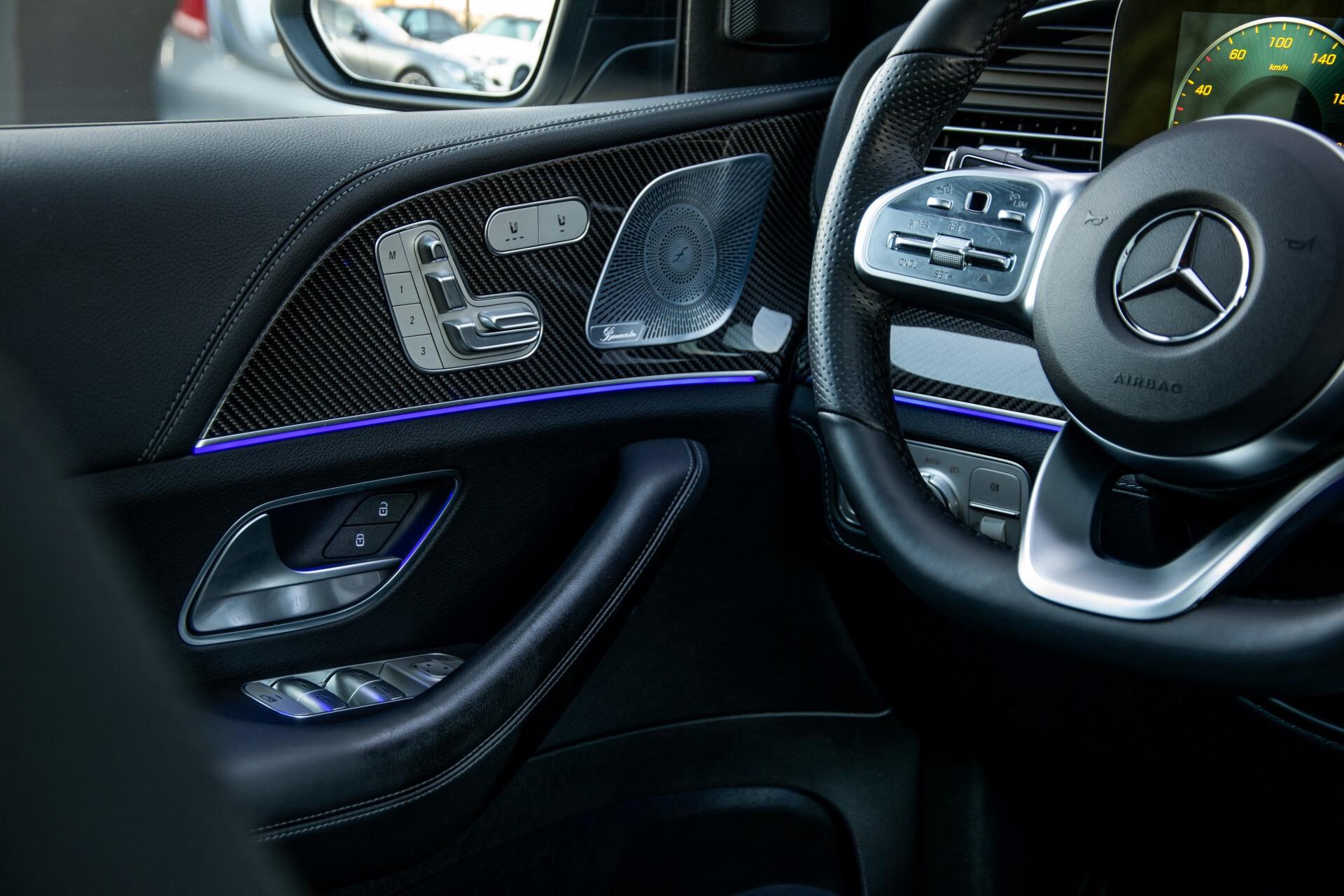 Mercedes-Benz GLE 450 4-M AMG Night/Carbon/Designo/Standkachel/Rij-assist/Keyless/Burmester Aut9 Foto 34