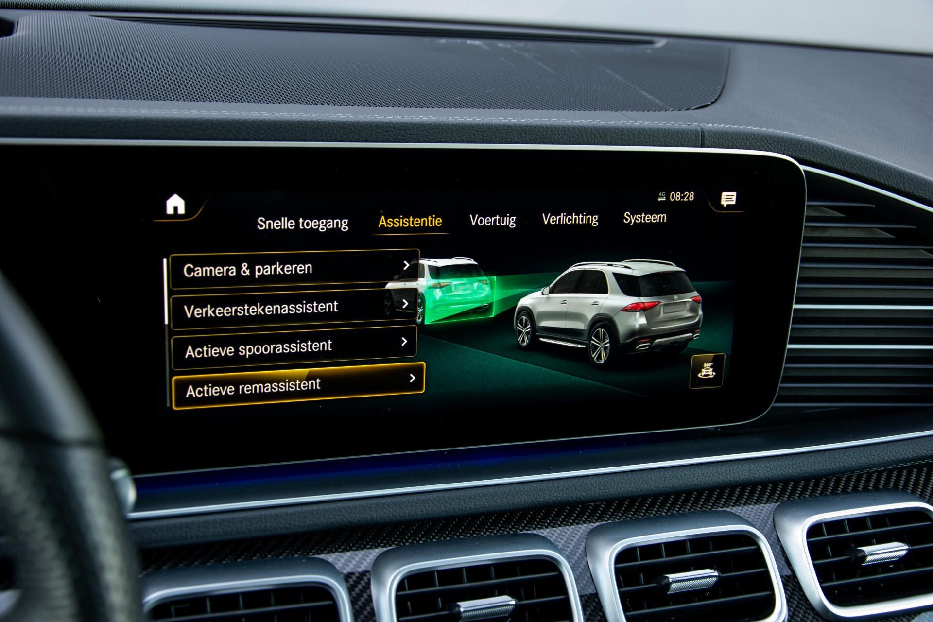 Mercedes-Benz GLE 450 4-M AMG Night/Carbon/Designo/Standkachel/Rij-assist/Keyless/Burmester Aut9 Foto 35