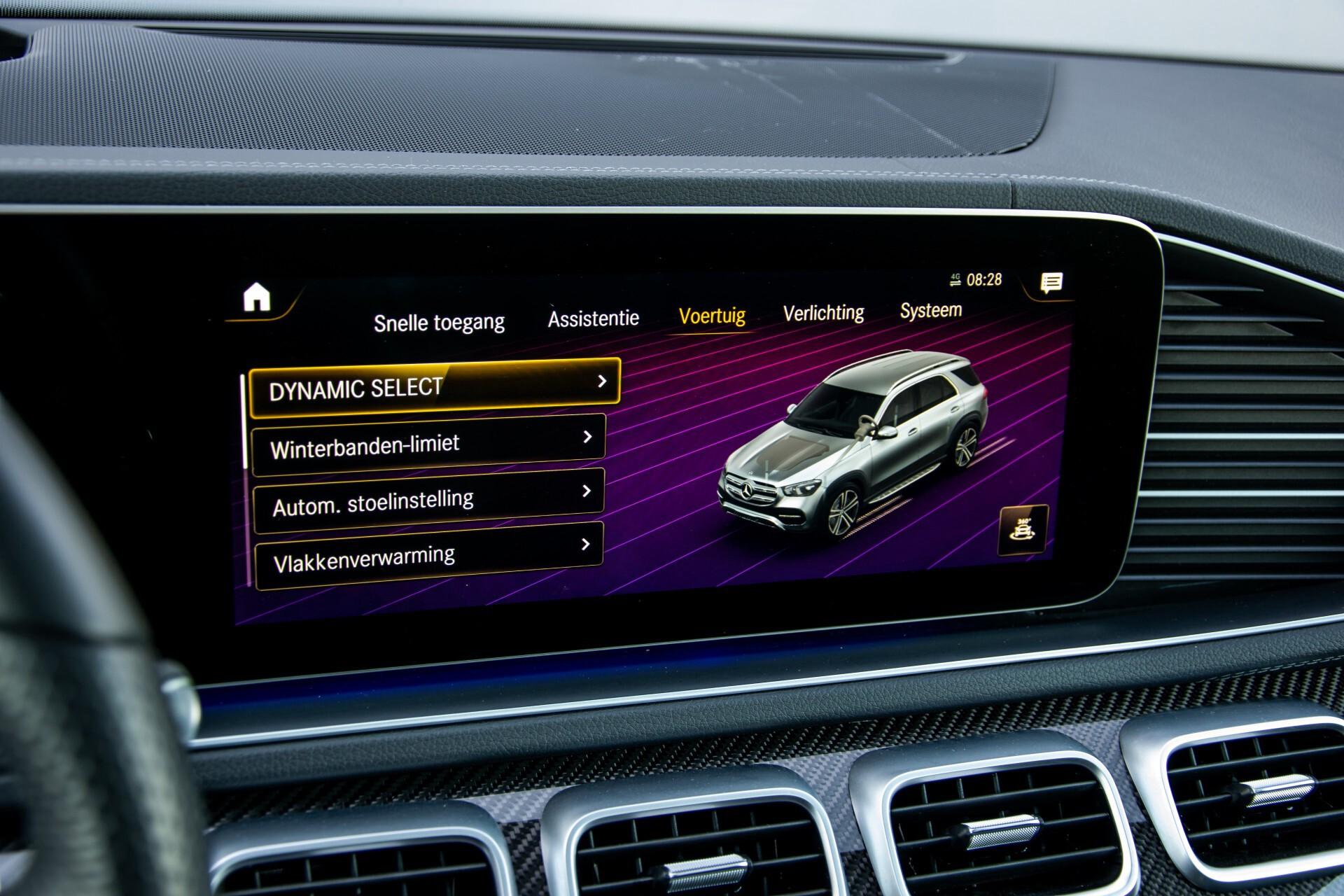 Mercedes-Benz GLE 450 4-M AMG Night/Carbon/Designo/Standkachel/Rij-assist/Keyless/Burmester Aut9 Foto 37