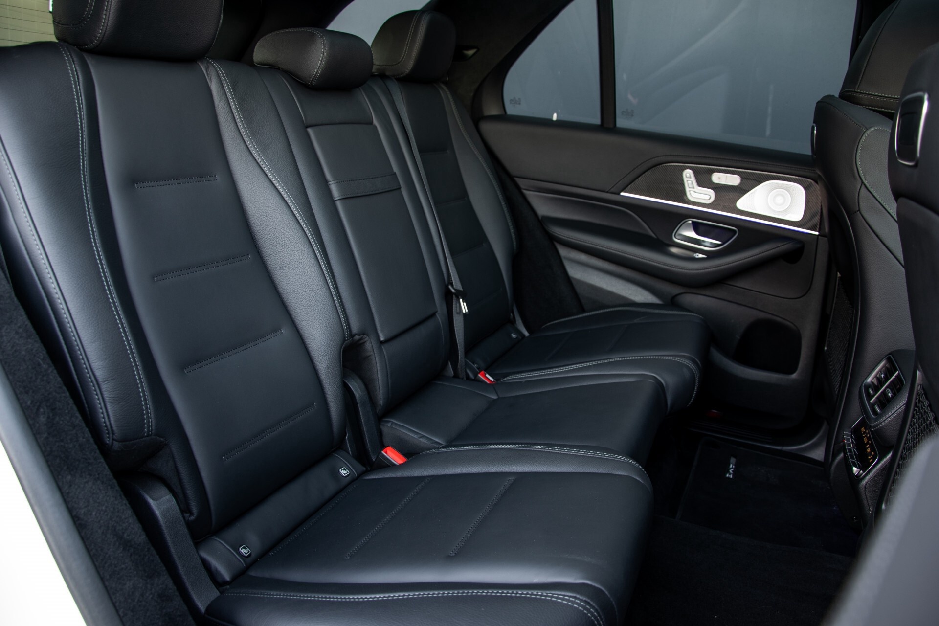 Mercedes-Benz GLE 450 4-M AMG Night/Carbon/Designo/Standkachel/Rij-assist/Keyless/Burmester Aut9 Foto 4