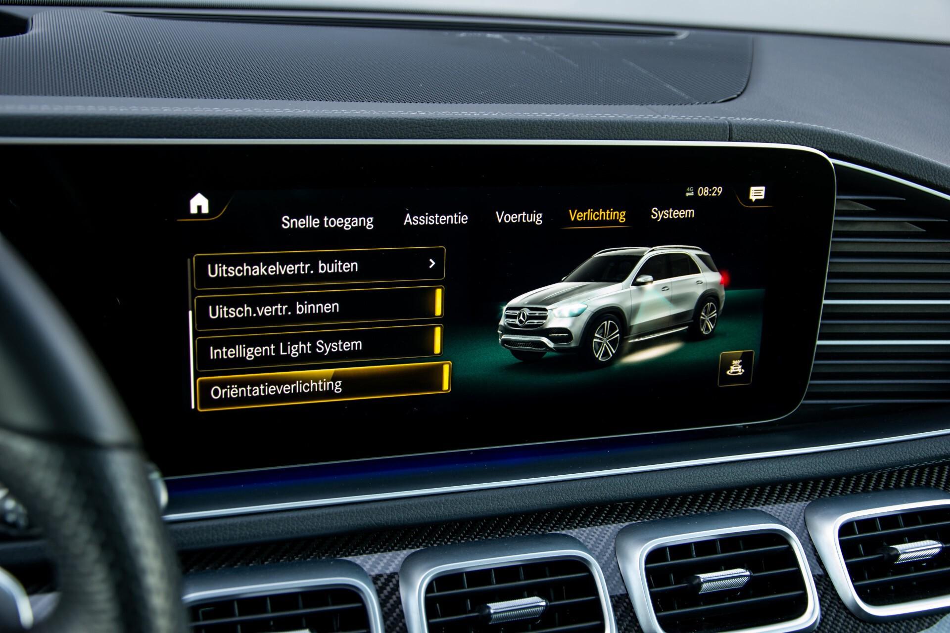 Mercedes-Benz GLE 450 4-M AMG Night/Carbon/Designo/Standkachel/Rij-assist/Keyless/Burmester Aut9 Foto 45