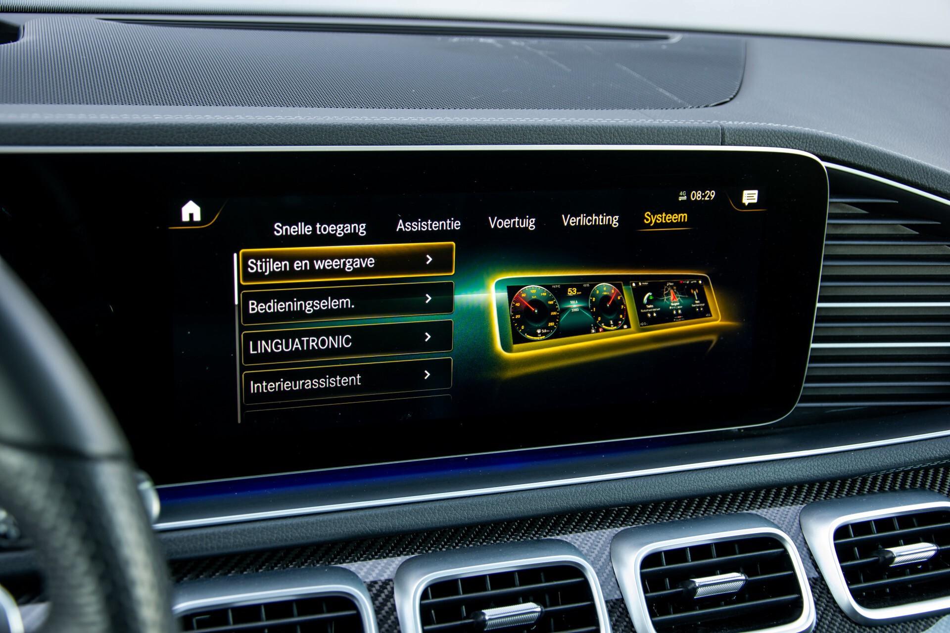 Mercedes-Benz GLE 450 4-M AMG Night/Carbon/Designo/Standkachel/Rij-assist/Keyless/Burmester Aut9 Foto 47