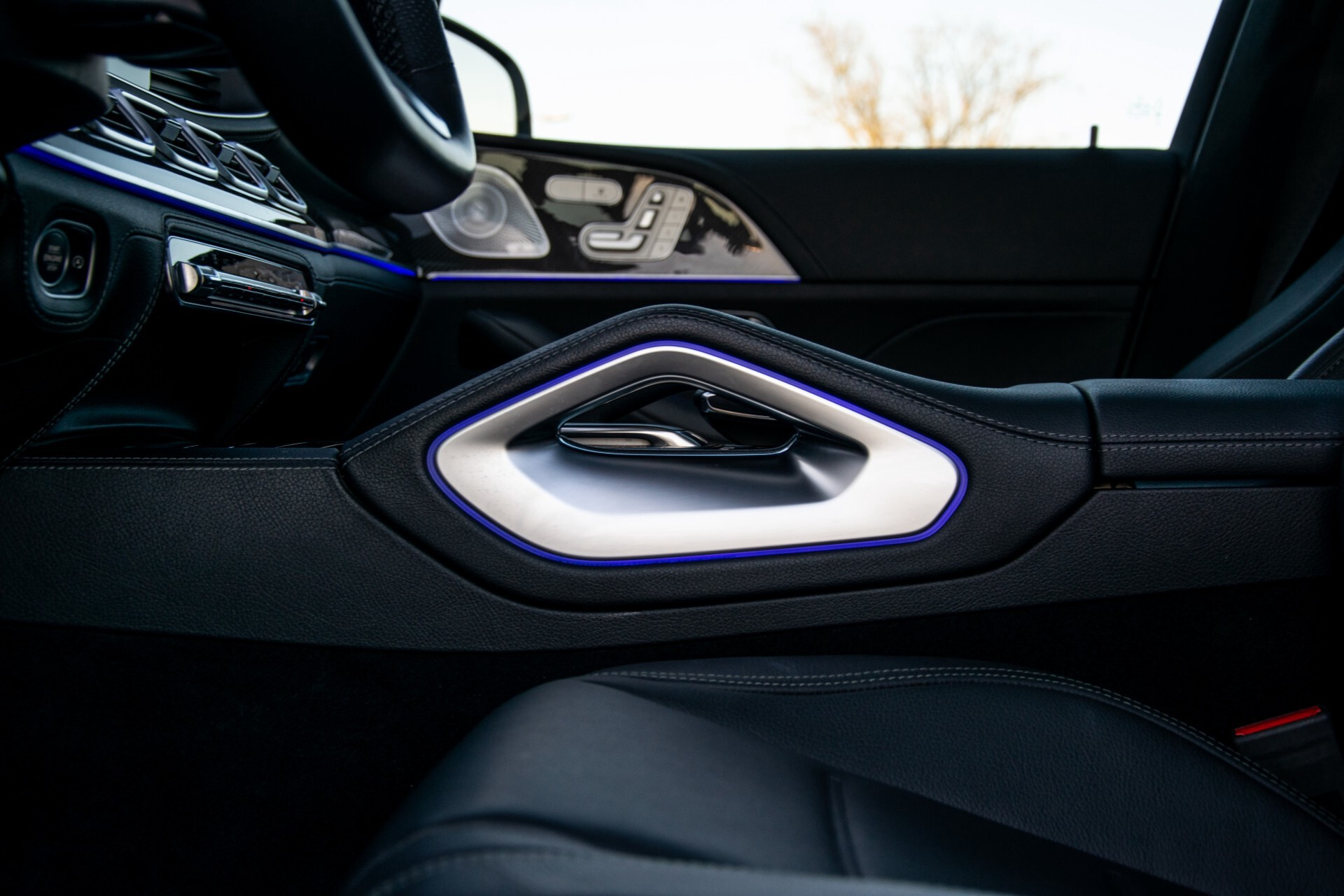 Mercedes-Benz GLE 450 4-M AMG Night/Carbon/Designo/Standkachel/Rij-assist/Keyless/Burmester Aut9 Foto 57