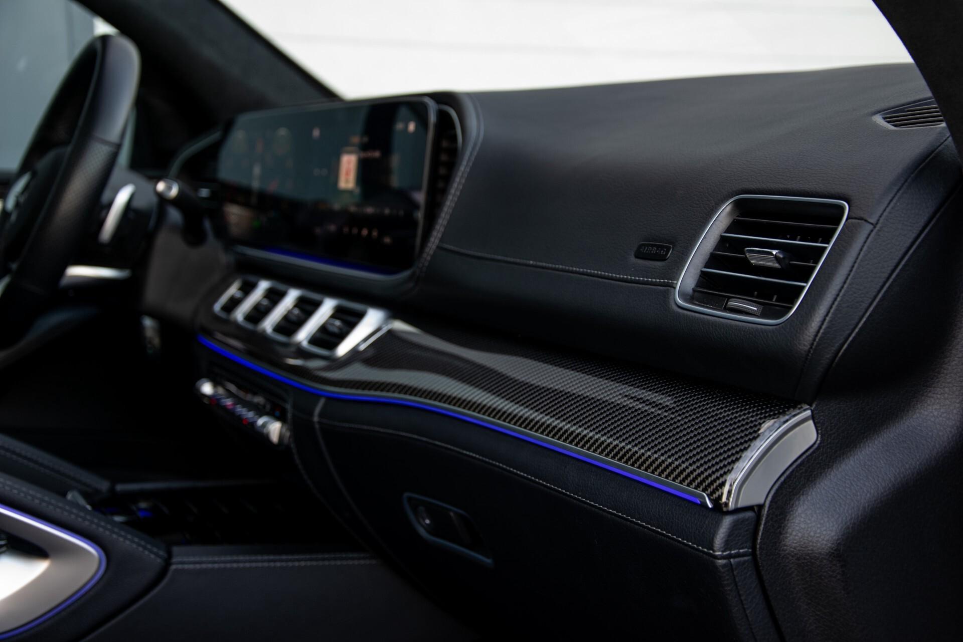 Mercedes-Benz GLE 450 4-M AMG Night/Carbon/Designo/Standkachel/Rij-assist/Keyless/Burmester Aut9 Foto 59