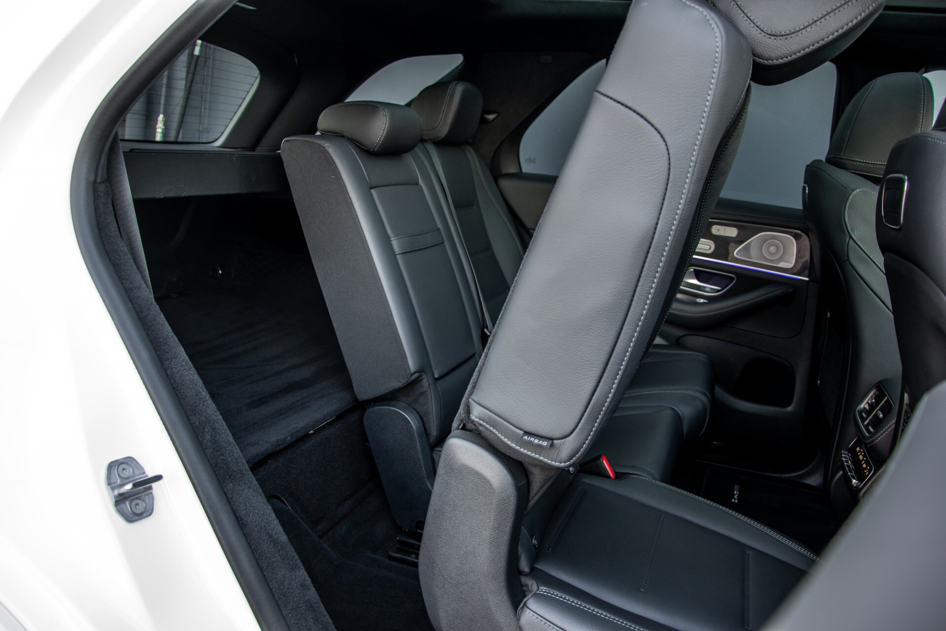 Mercedes-Benz GLE 450 4-M AMG Night/Carbon/Designo/Standkachel/Rij-assist/Keyless/Burmester Aut9 Foto 6
