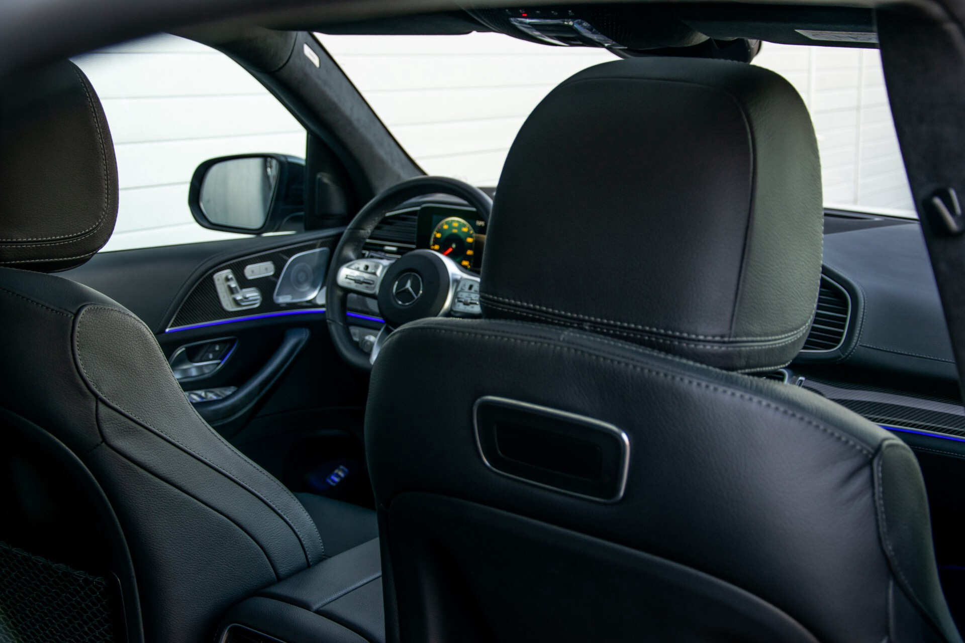 Mercedes-Benz GLE 450 4-M AMG Night/Carbon/Designo/Standkachel/Rij-assist/Keyless/Burmester Aut9 Foto 61