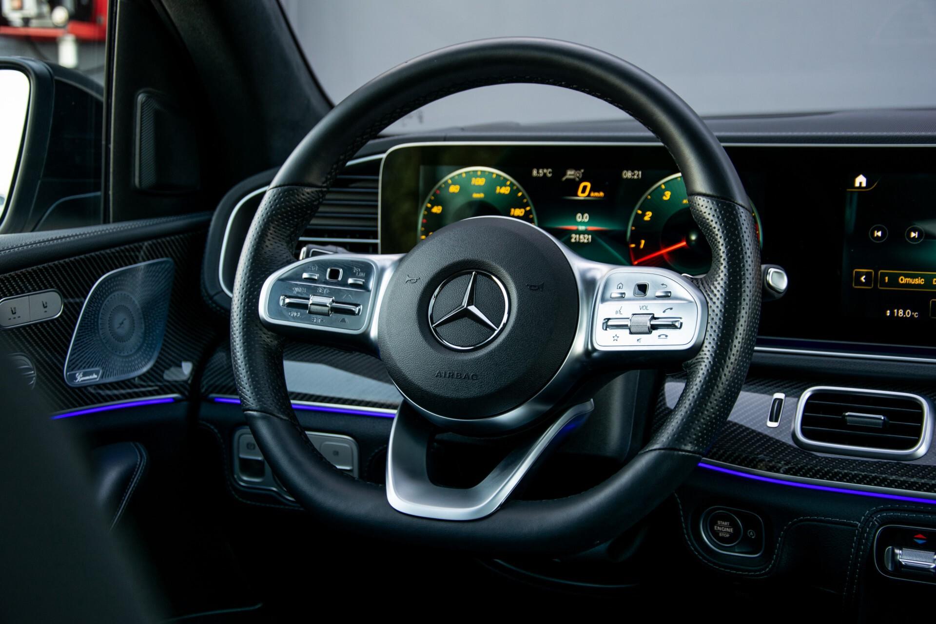 Mercedes-Benz GLE 450 4-M AMG Night/Carbon/Designo/Standkachel/Rij-assist/Keyless/Burmester Aut9 Foto 7