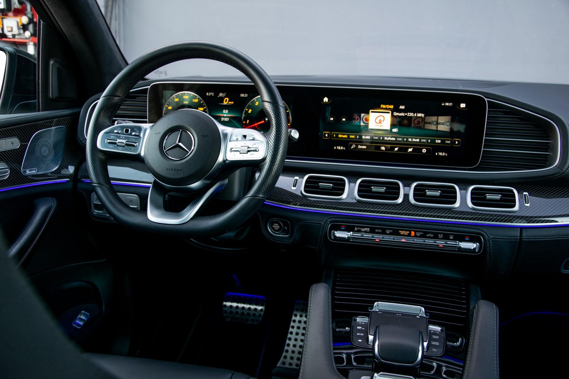 Mercedes-Benz GLE 450 4-M AMG Night/Carbon/Designo/Standkachel/Rij-assist/Keyless/Burmester Aut9 Foto 8