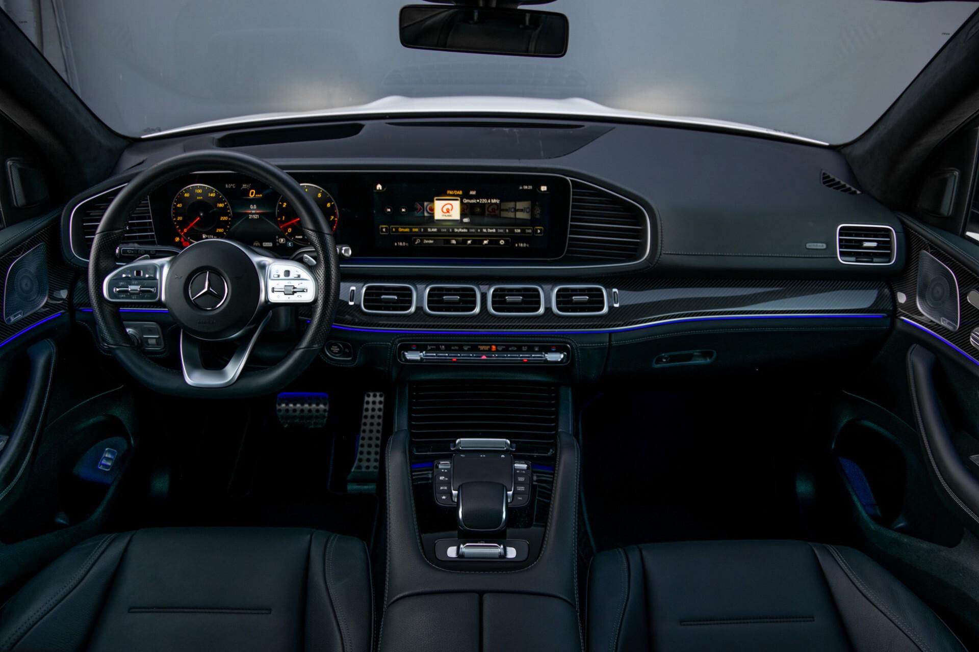 Mercedes-Benz GLE 450 4-M AMG Night/Carbon/Designo/Standkachel/Rij-assist/Keyless/Burmester Aut9 Foto 9