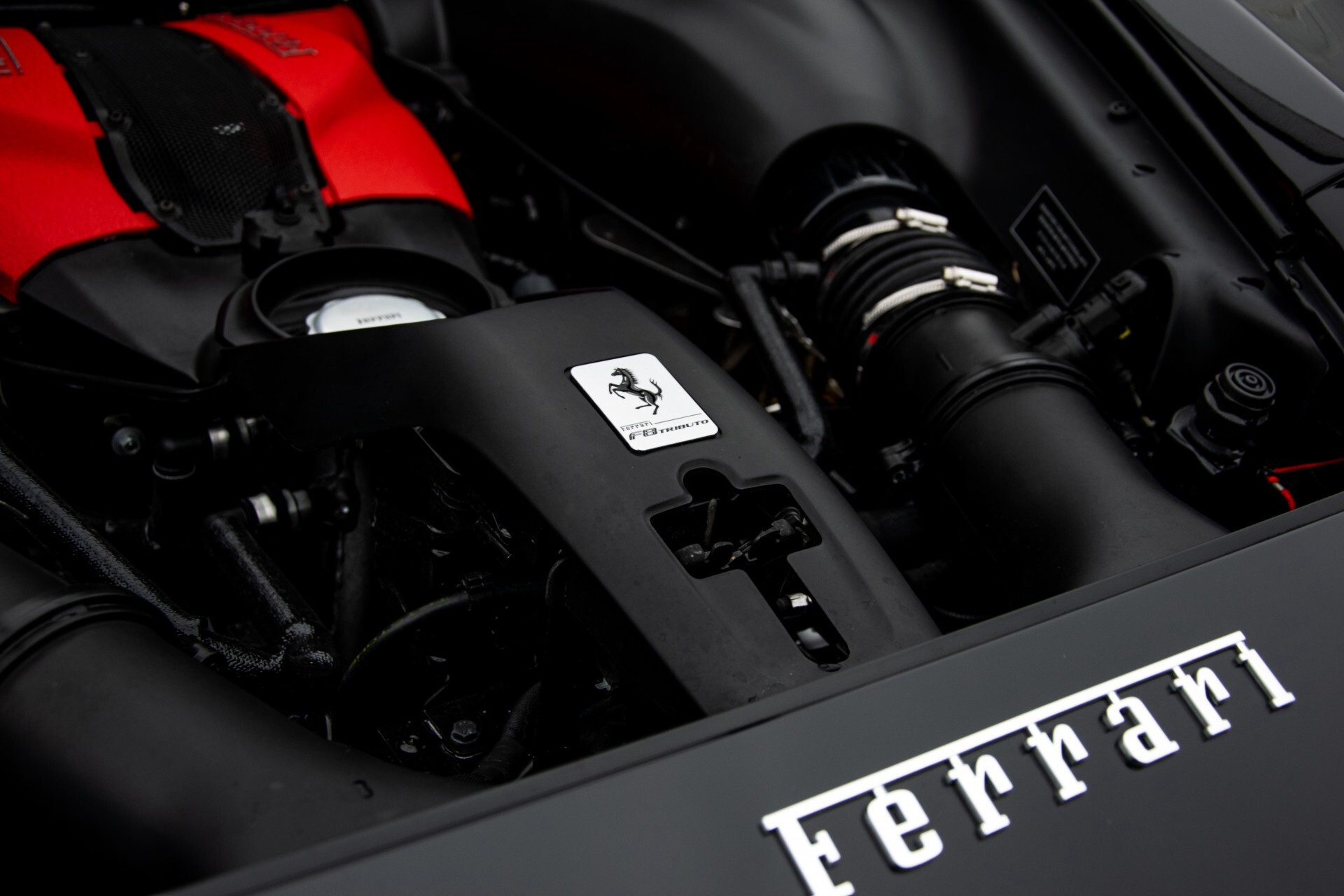Ferrari F8 Tributo 3.9 V8 HELE Novitech Full Carbon/Lift/Racing Seats/Passenger Display/Hifi Foto 53