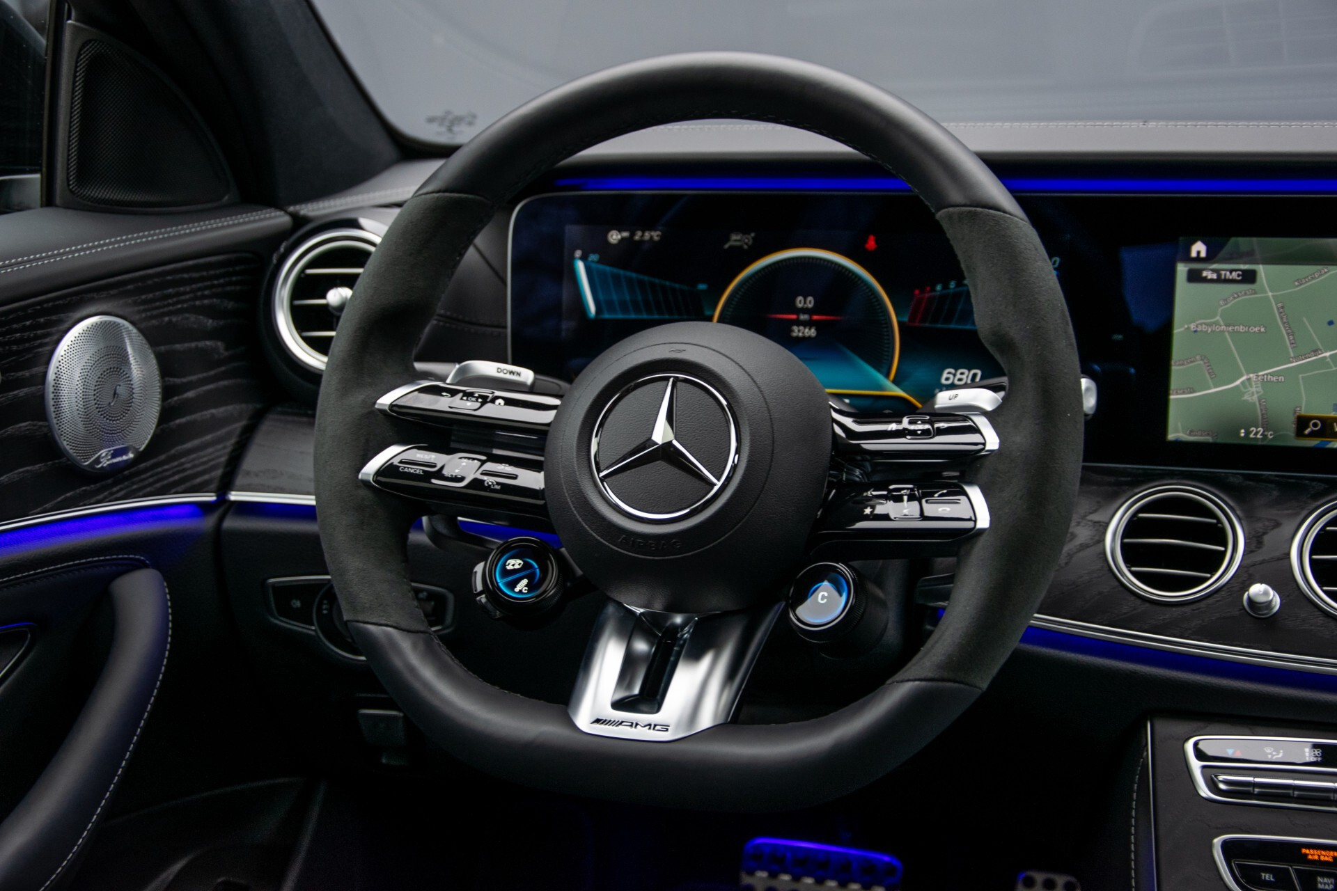 Mercedes-Benz E-Klasse 63 S AMG 4M+ NIEUW MODEL Night/Massage/Rij-assist/Keyless/Hud Aut9 Foto 8