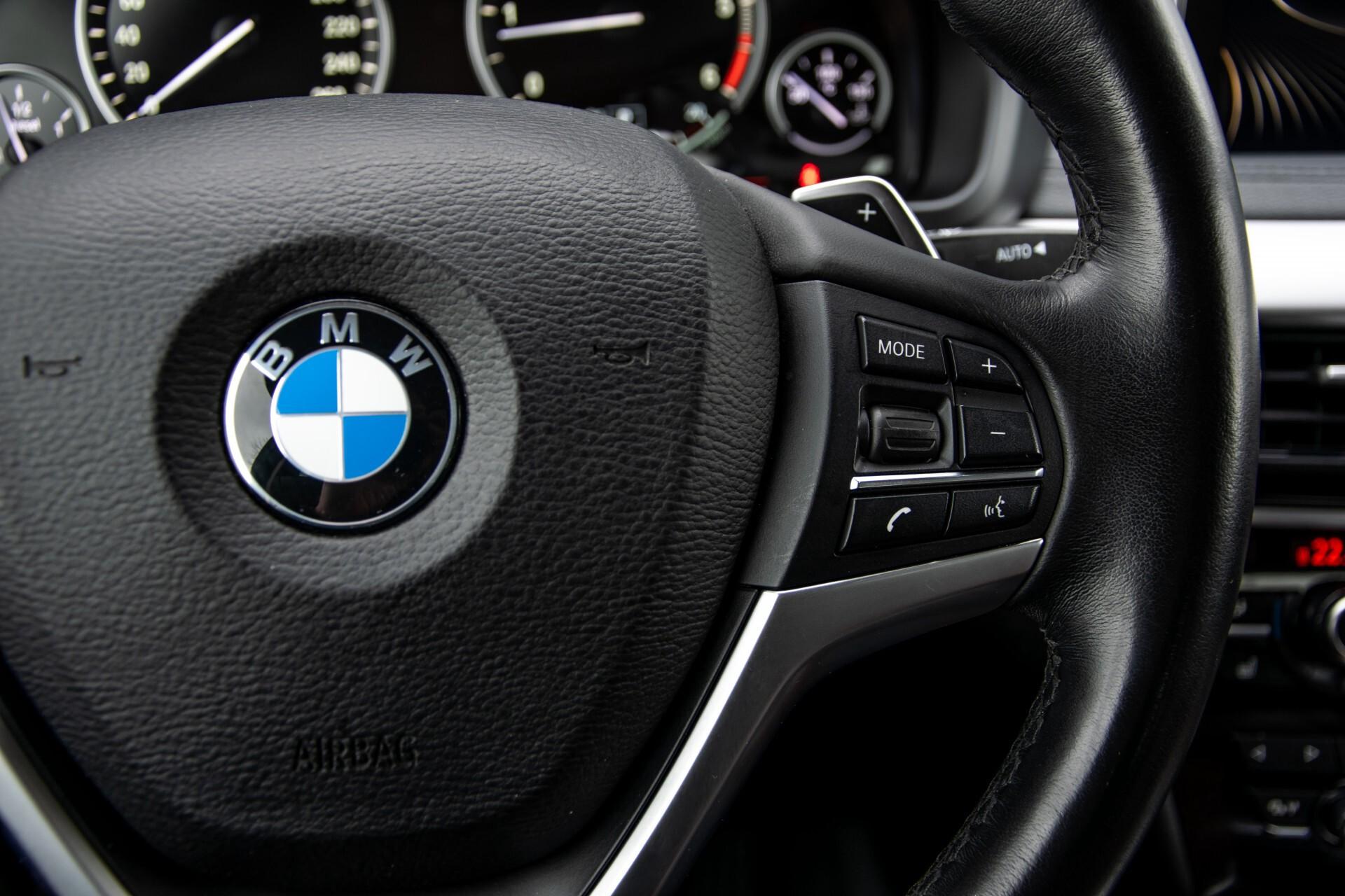BMW X6 xDrive30d High Executive Driving Assistant/Dak/Comfortstoelen/Trekhaak Aut8 Foto 16