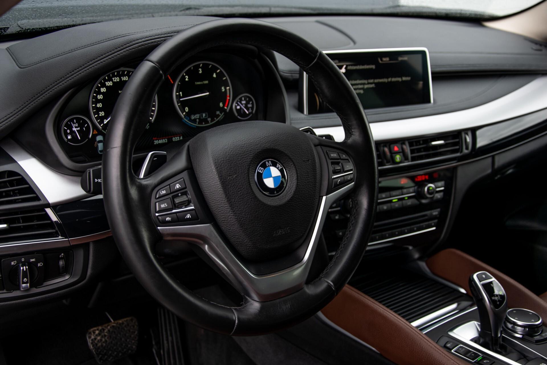 BMW X6 xDrive30d High Executive Driving Assistant/Dak/Comfortstoelen/Trekhaak Aut8 Foto 17