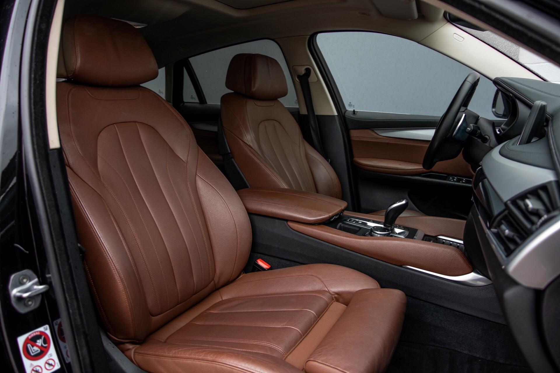 BMW X6 xDrive30d High Executive Driving Assistant/Dak/Comfortstoelen/Trekhaak Aut8 Foto 3