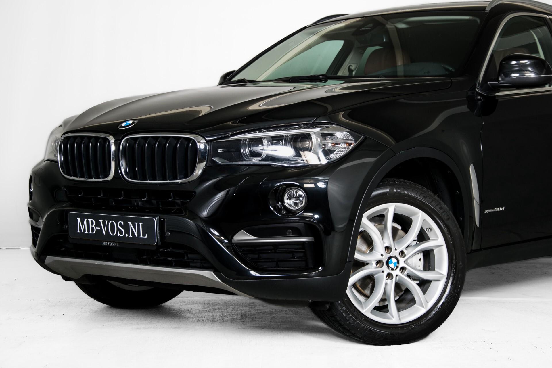 BMW X6 xDrive30d High Executive Driving Assistant/Dak/Comfortstoelen/Trekhaak Aut8 Foto 31