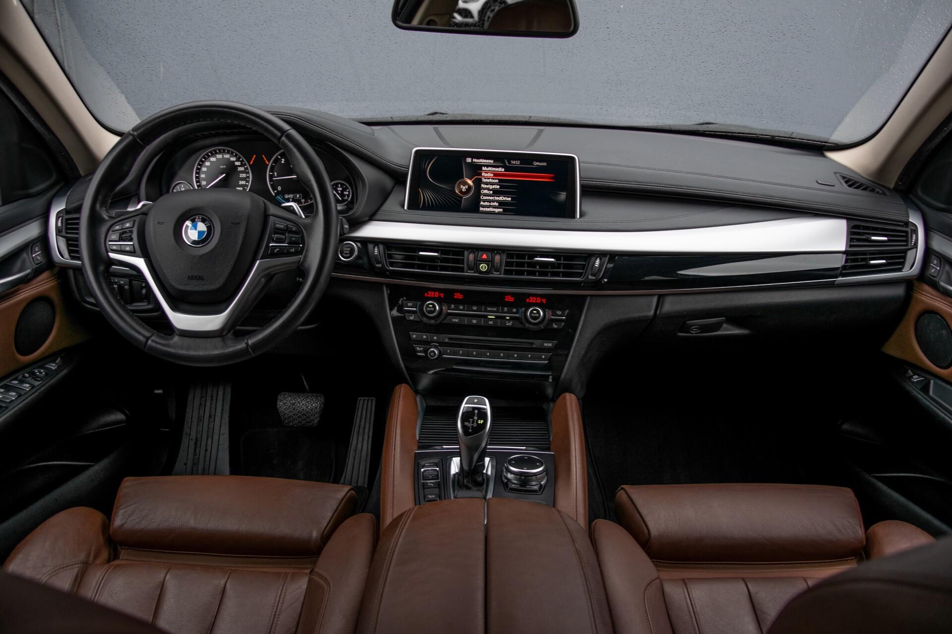 BMW X6 xDrive30d High Executive Driving Assistant/Dak/Comfortstoelen/Trekhaak Aut8 Foto 9