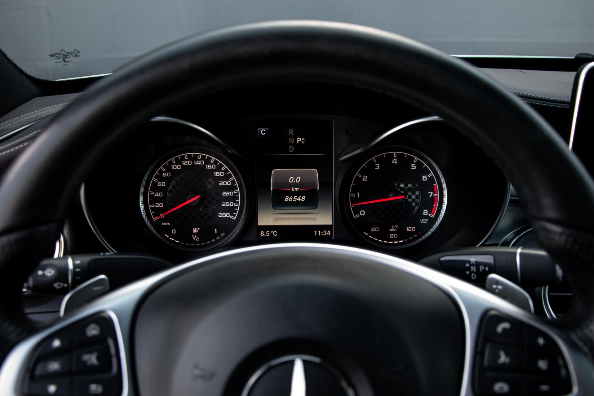 Mercedes-Benz C-Klasse 450/43 AMG 4-M Distronic/Standkachel/Panorama/Keyless/Harman-Kardon/Stoelkoeling Aut7 Foto 12