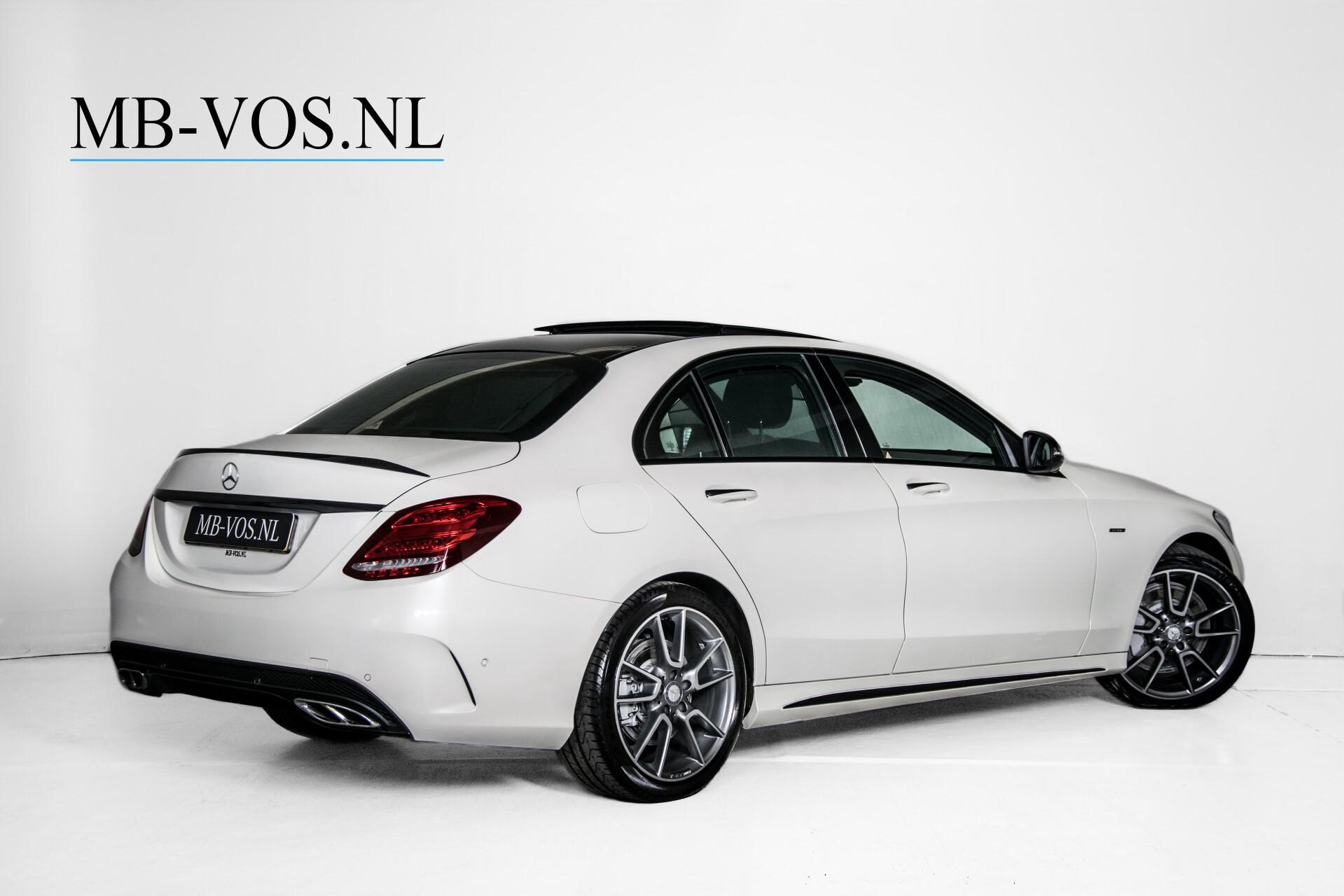 Mercedes-Benz C-Klasse 450/43 AMG 4-M Distronic/Standkachel/Panorama/Keyless/Harman-Kardon/Stoelkoeling Aut7 Foto 2