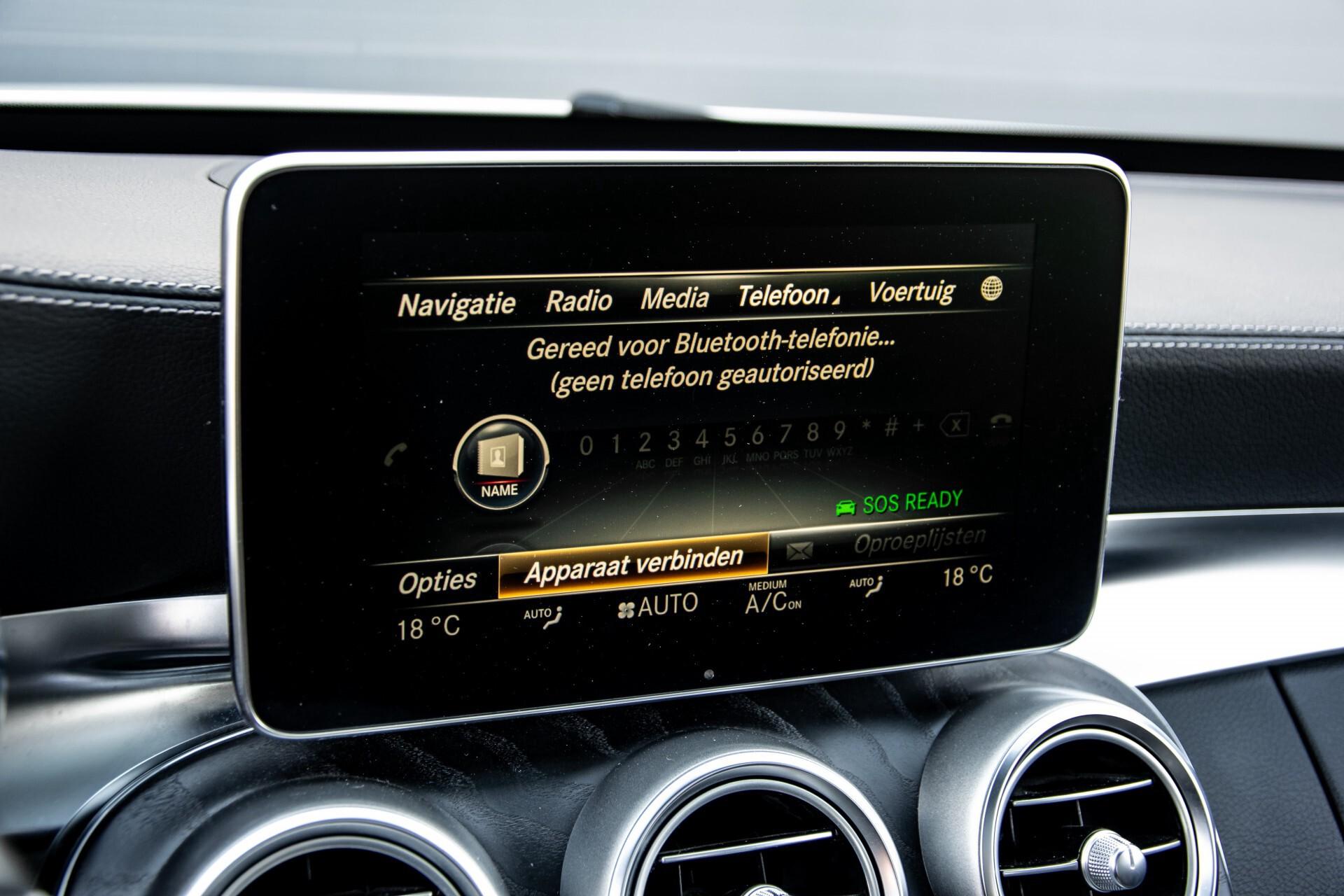 Mercedes-Benz C-Klasse 450/43 AMG 4-M Distronic/Standkachel/Panorama/Keyless/Harman-Kardon/Stoelkoeling Aut7 Foto 23