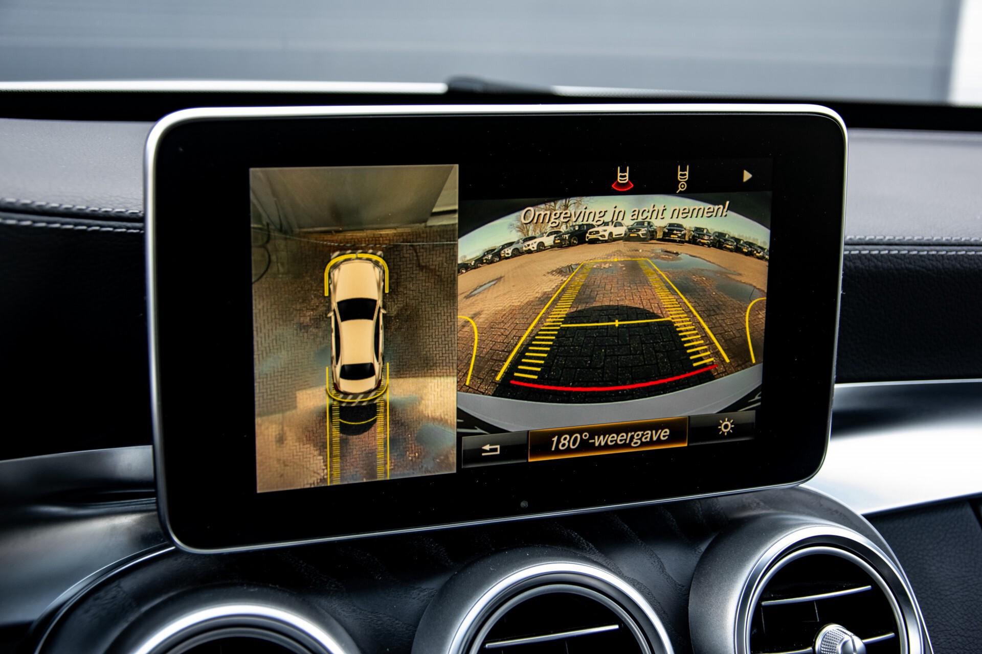 Mercedes-Benz C-Klasse 450/43 AMG 4-M Distronic/Standkachel/Panorama/Keyless/Harman-Kardon/Stoelkoeling Aut7 Foto 38