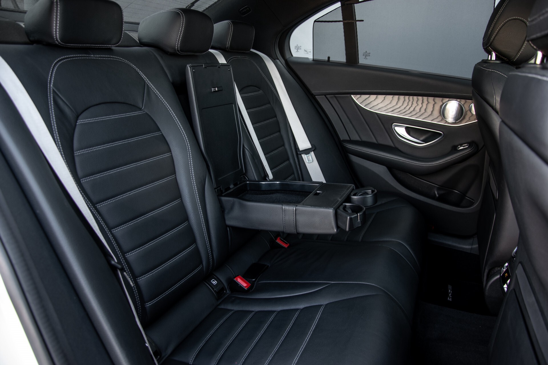 Mercedes-Benz C-Klasse 450/43 AMG 4-M Distronic/Standkachel/Panorama/Keyless/Harman-Kardon/Stoelkoeling Aut7 Foto 5