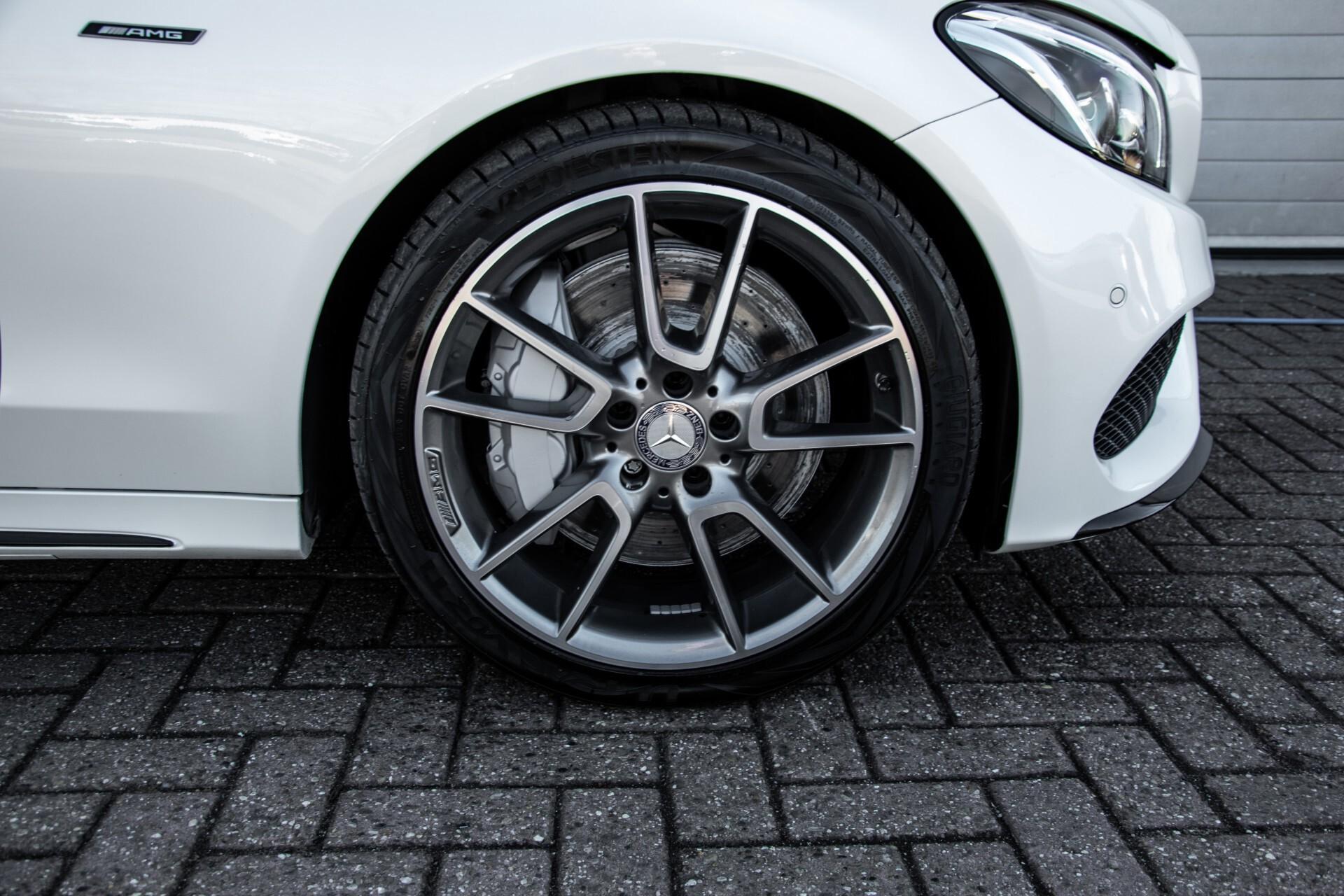 Mercedes-Benz C-Klasse 450/43 AMG 4-M Distronic/Standkachel/Panorama/Keyless/Harman-Kardon/Stoelkoeling Aut7 Foto 59