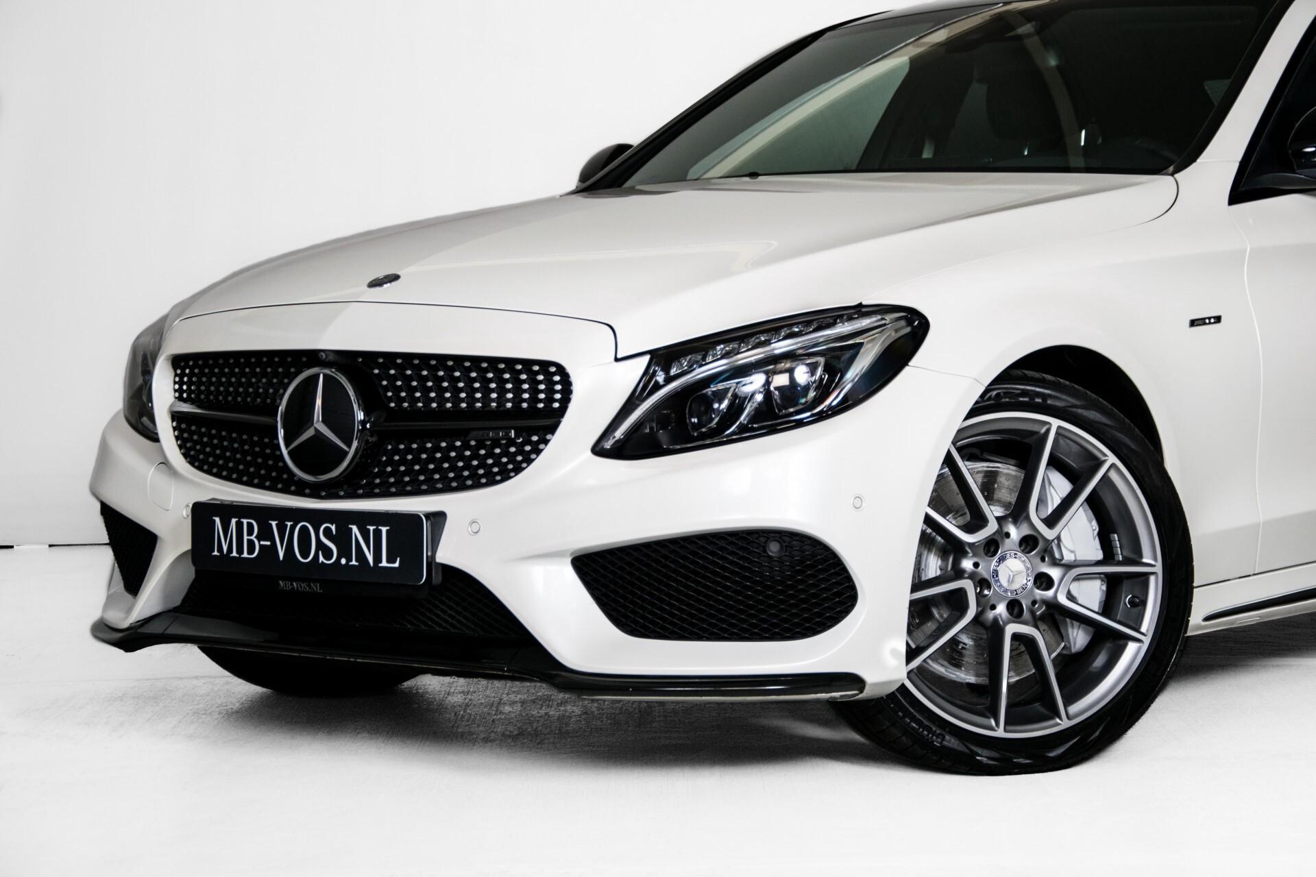 Mercedes-Benz C-Klasse 450/43 AMG 4-M Distronic/Standkachel/Panorama/Keyless/Harman-Kardon/Stoelkoeling Aut7 Foto 65