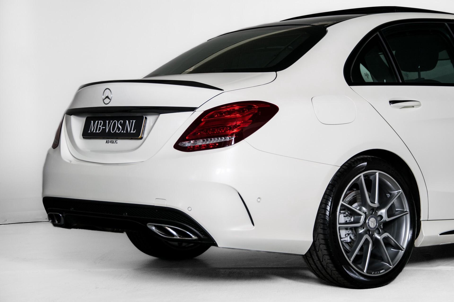 Mercedes-Benz C-Klasse 450/43 AMG 4-M Distronic/Standkachel/Panorama/Keyless/Harman-Kardon/Stoelkoeling Aut7 Foto 66