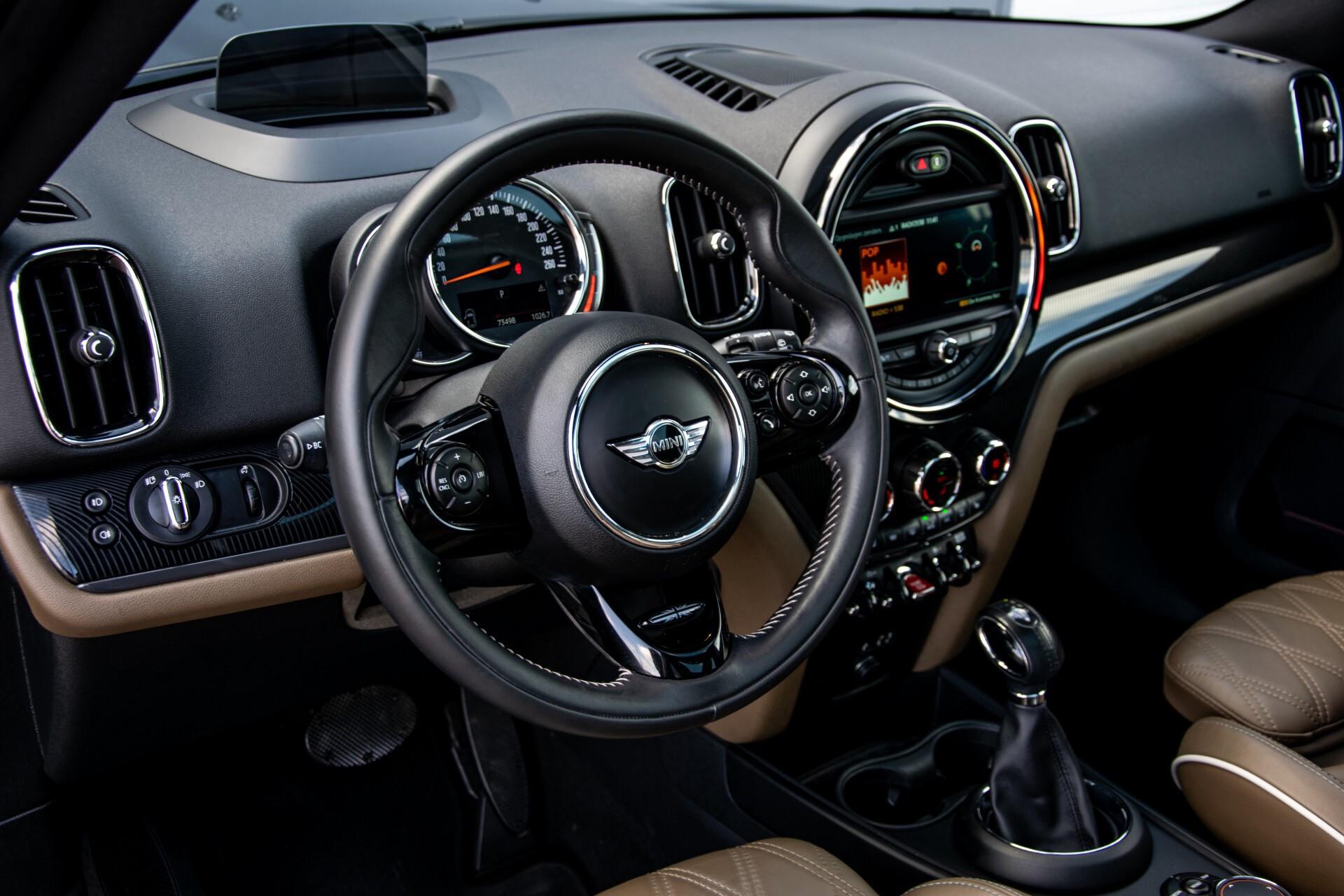 "MINI Countryman 2.0 Cooper S Chili Panorama/Keyless/Oak leder/19""HUD/Winterset Aut8 Foto 15"