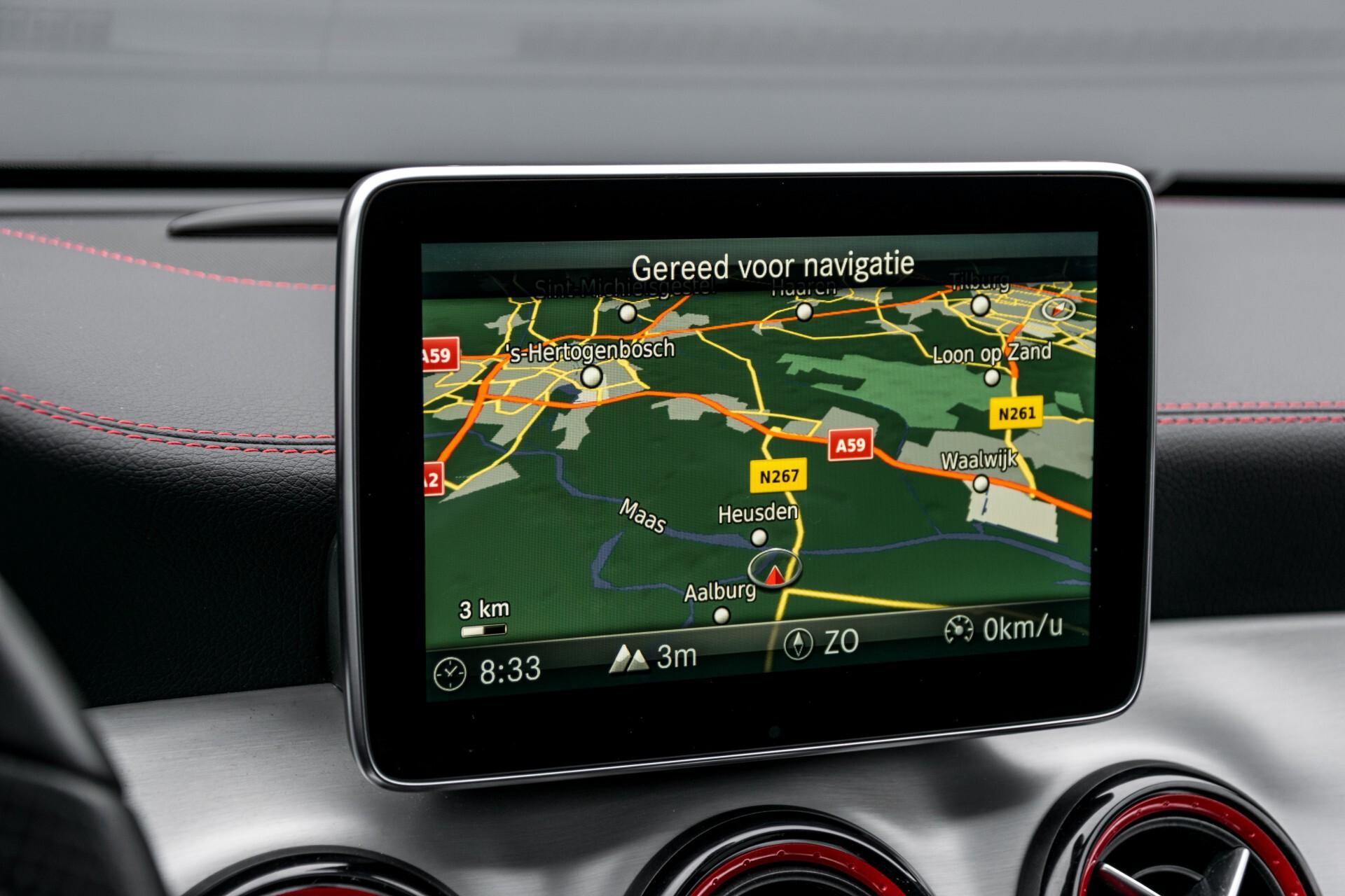 """Mercedes-Benz CLA-Klasse Shooting Brake 45 AMG 4-M Performance Stoelen/Uitlaat/19"""" velgen/Exclusive/Panorama Aut7 Foto 20"""