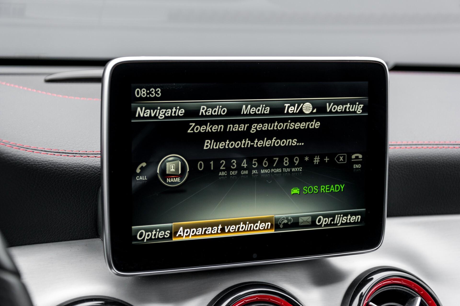"""Mercedes-Benz CLA-Klasse Shooting Brake 45 AMG 4-M Performance Stoelen/Uitlaat/19"""" velgen/Exclusive/Panorama Aut7 Foto 22"""