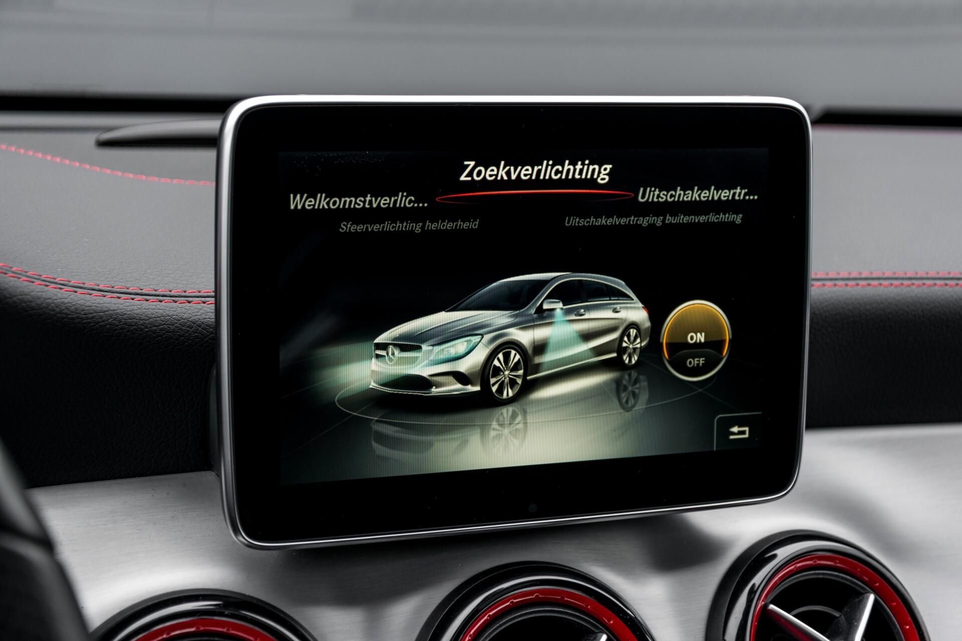 """Mercedes-Benz CLA-Klasse Shooting Brake 45 AMG 4-M Performance Stoelen/Uitlaat/19"""" velgen/Exclusive/Panorama Aut7 Foto 24"""