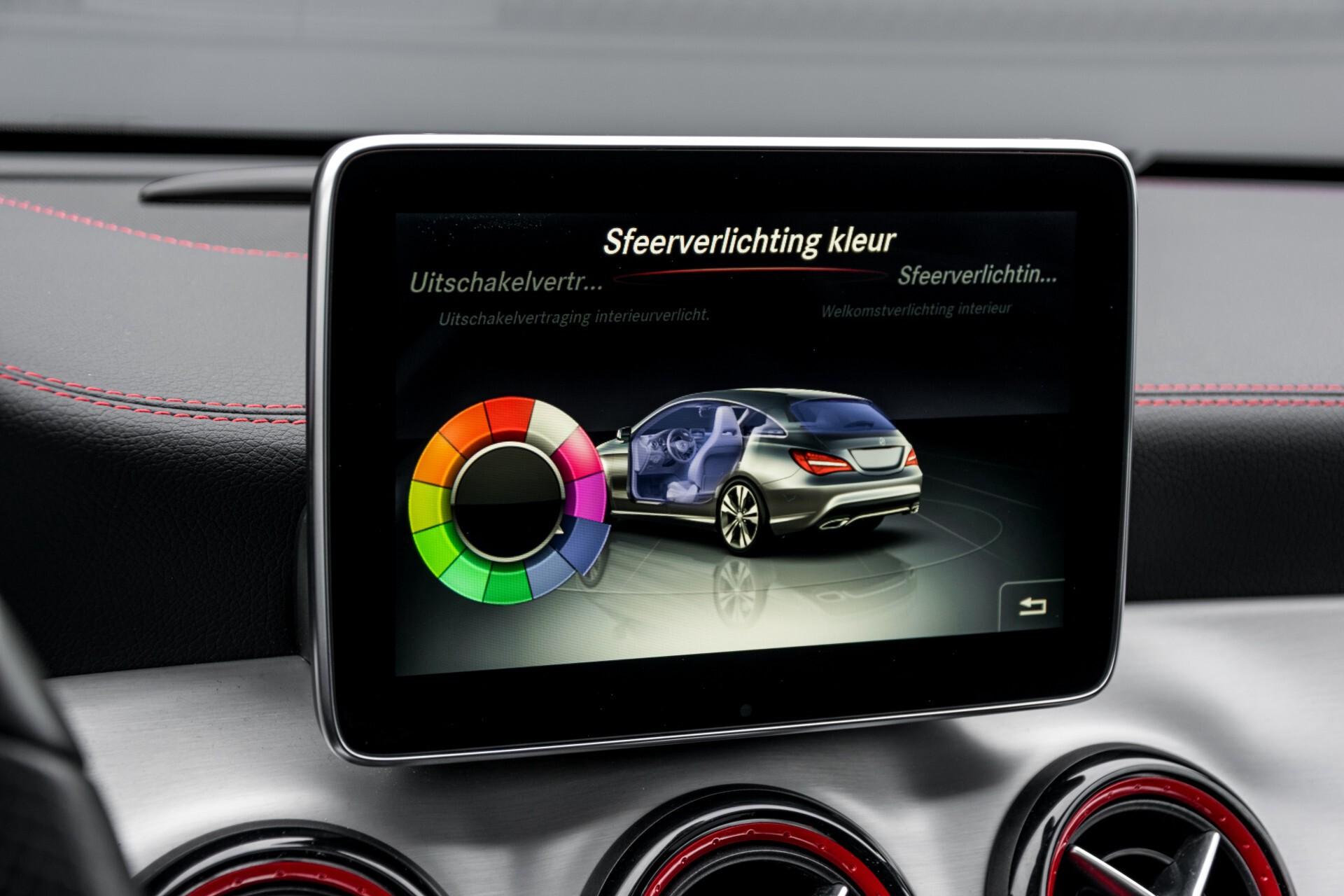 """Mercedes-Benz CLA-Klasse Shooting Brake 45 AMG 4-M Performance Stoelen/Uitlaat/19"""" velgen/Exclusive/Panorama Aut7 Foto 26"""