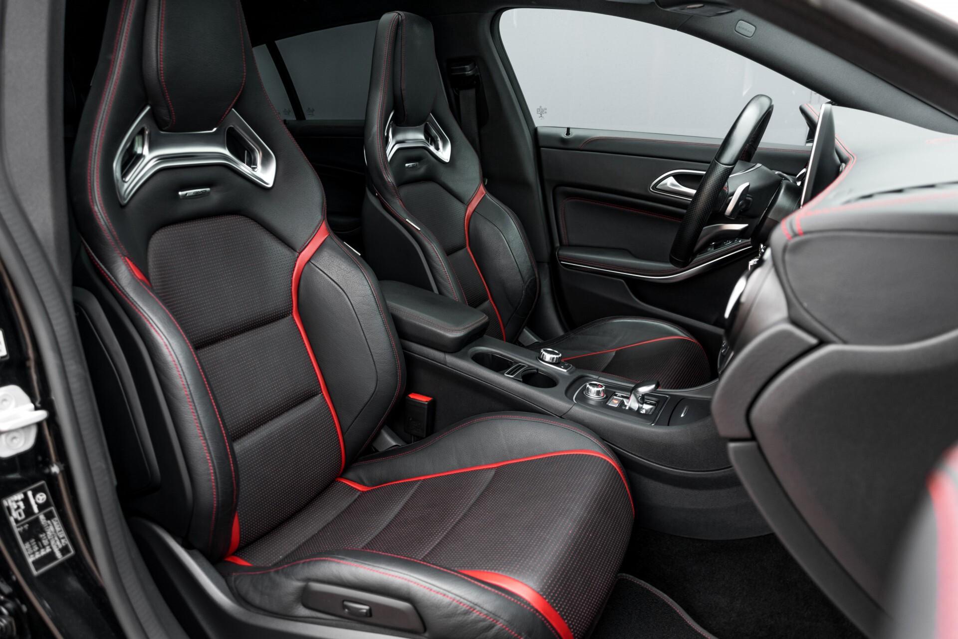 """Mercedes-Benz CLA-Klasse Shooting Brake 45 AMG 4-M Performance Stoelen/Uitlaat/19"""" velgen/Exclusive/Panorama Aut7 Foto 3"""