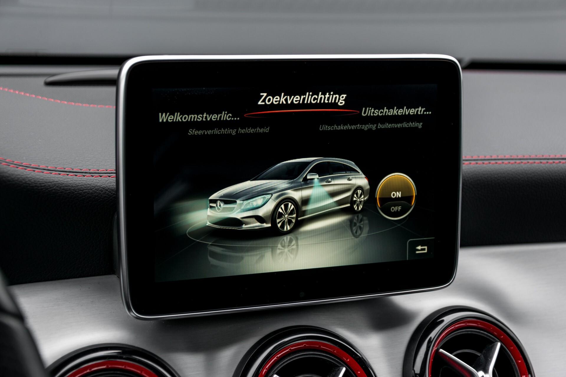 """Mercedes-Benz CLA-Klasse Shooting Brake 45 AMG 4-M Performance Stoelen/Uitlaat/19"""" velgen/Exclusive/Panorama Aut7 Foto 30"""